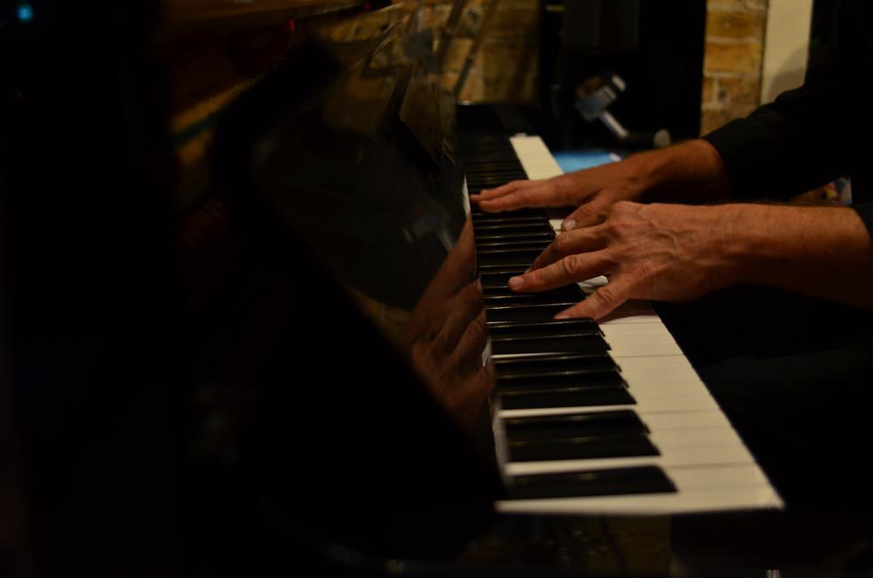 Live Jazz in the Main Dining Room