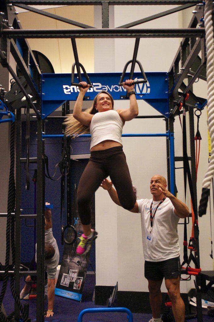 monkey bar climbing equipment