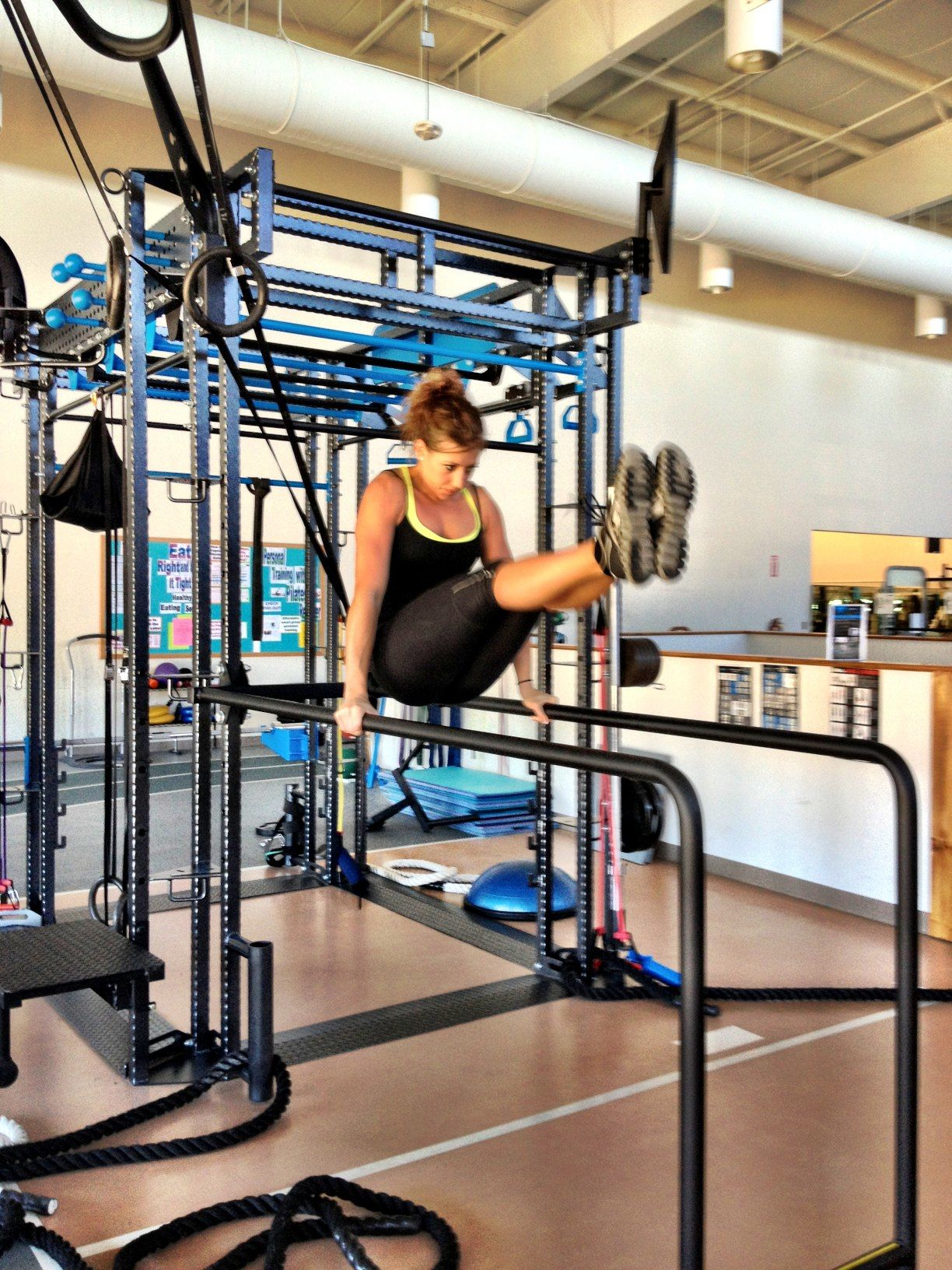 Parallel bars- FTS