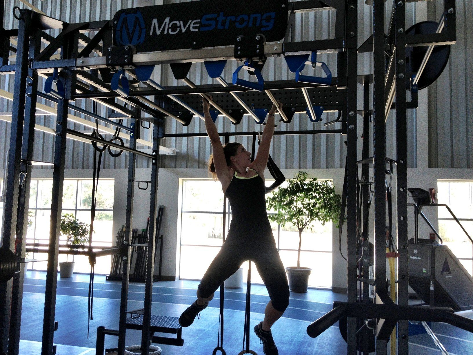 Gym-Monkey bars- training-equipment