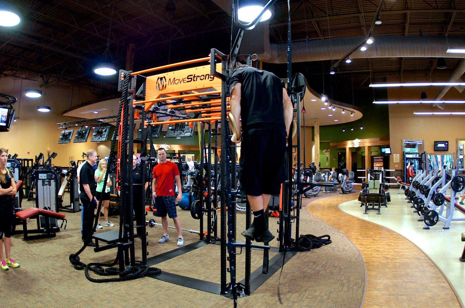Atlanta Fitness functional training equipment