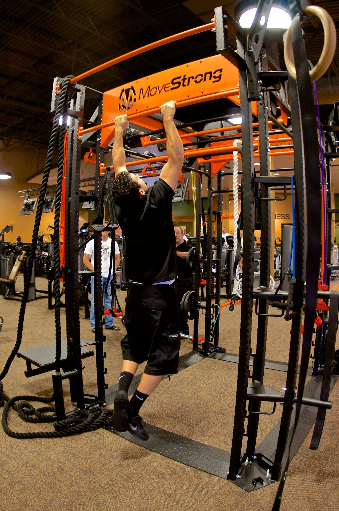 Pull-up bars-MoveStrong-FTS