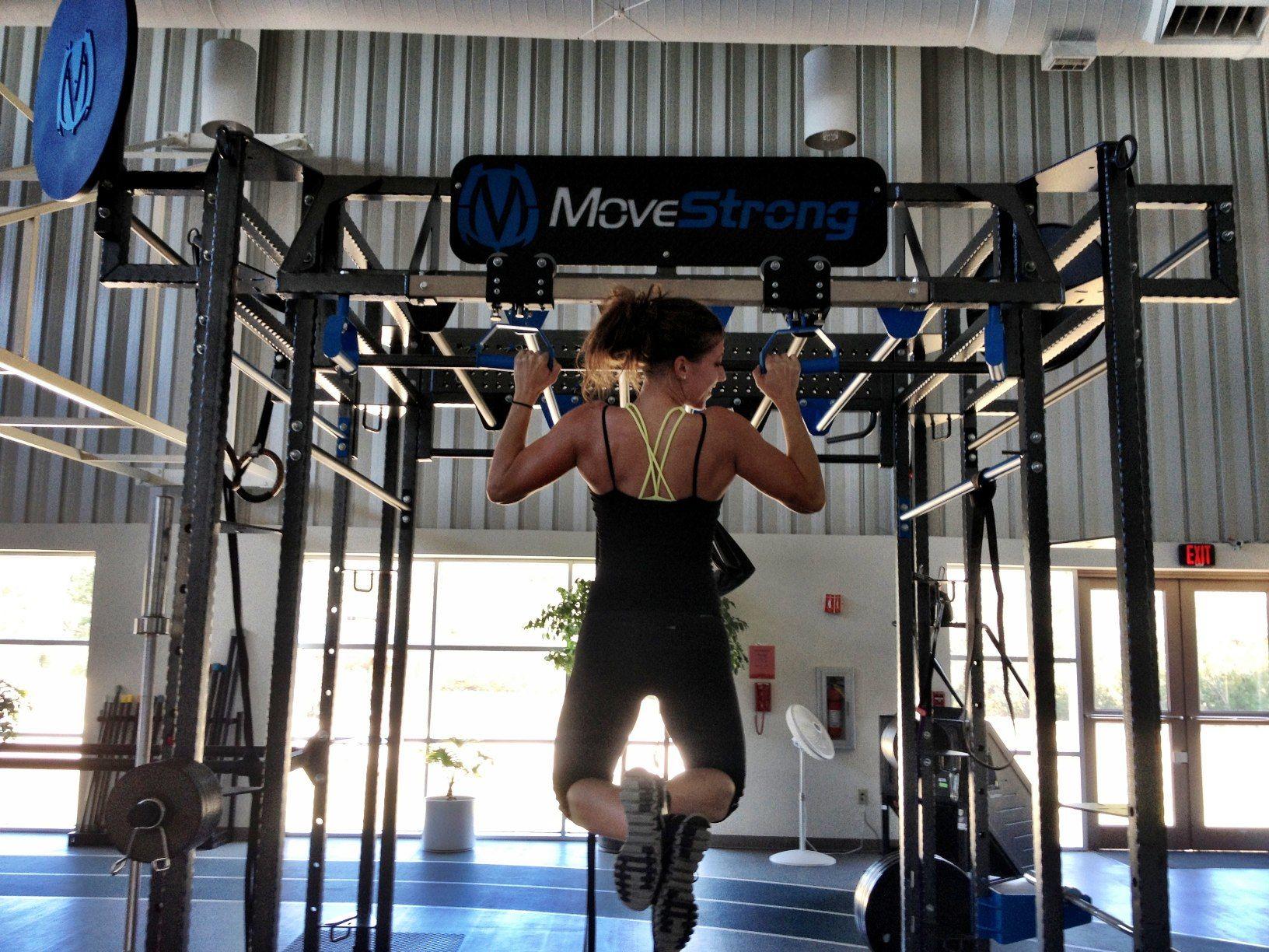 Sliding-Pull-up - gym-equipment