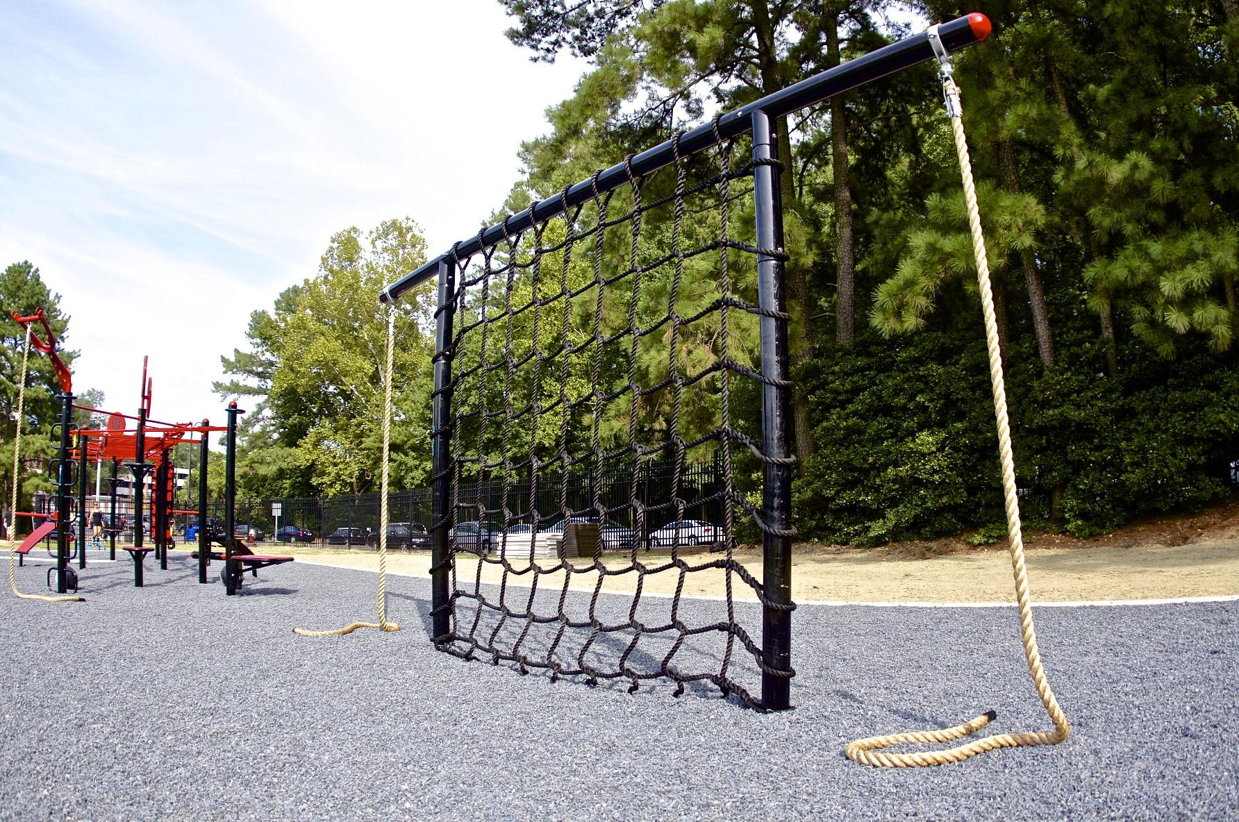 Cargo net fitness outdoor