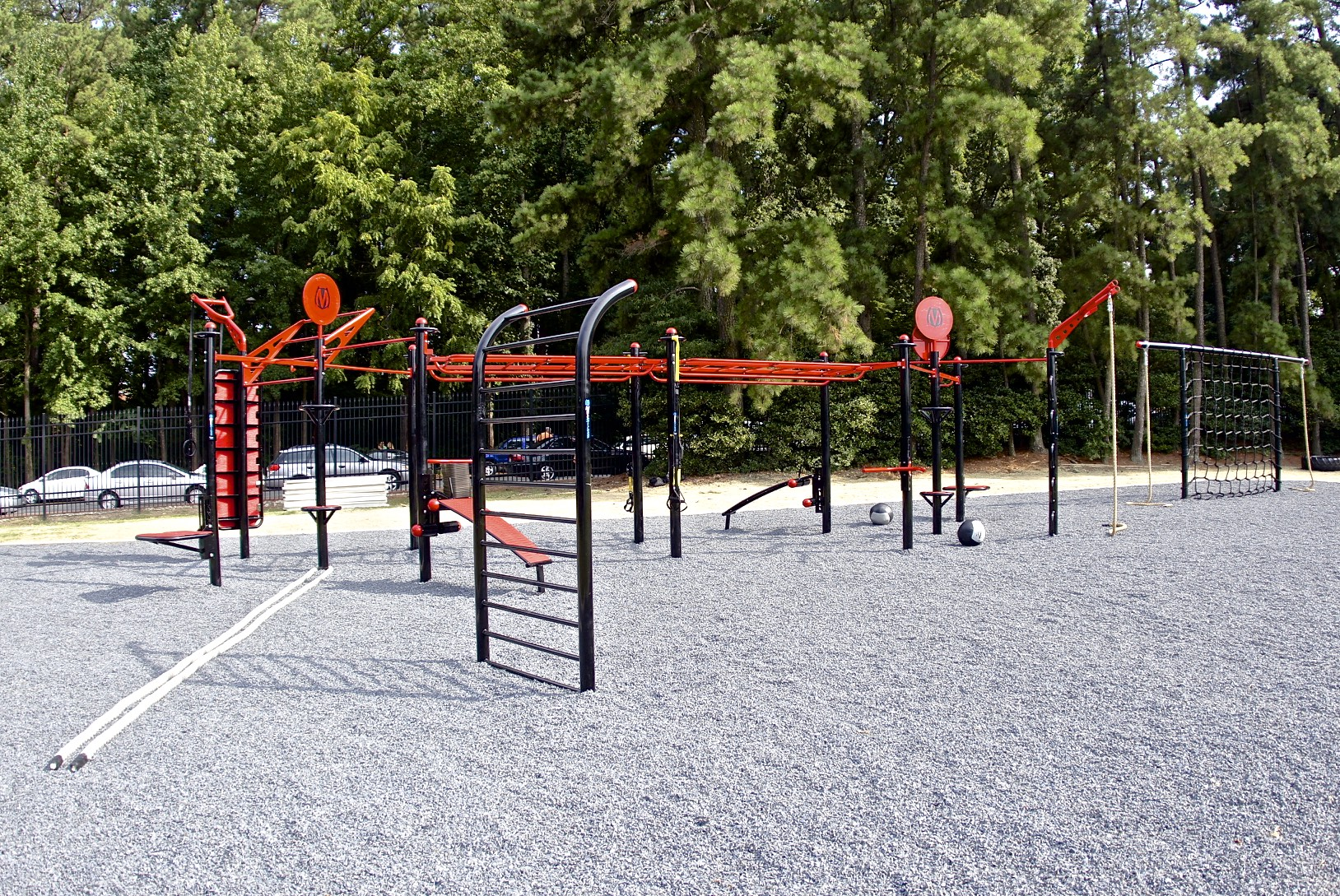 FitGround outdoor fitness