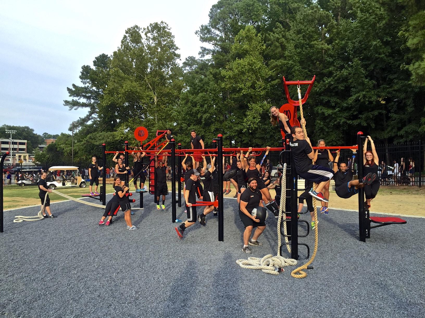 Student University recreation NC State