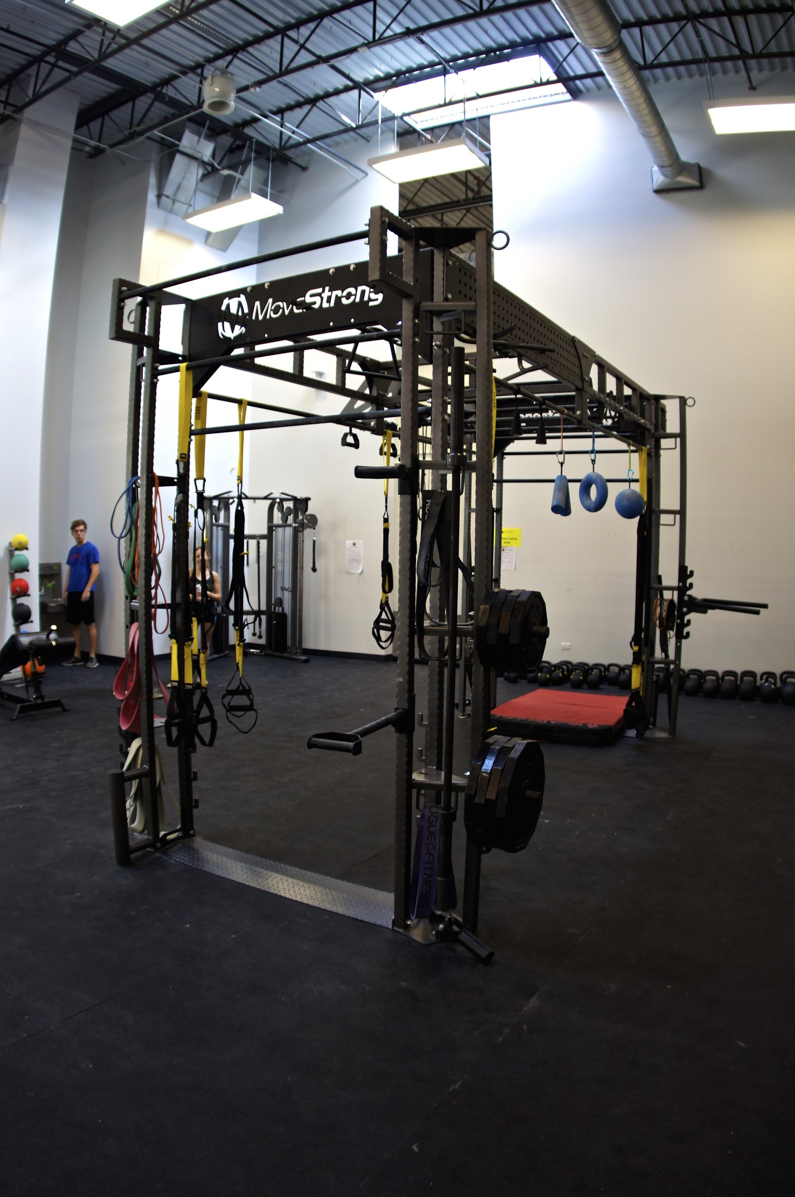 Functional fitness equipment MoveStrong
