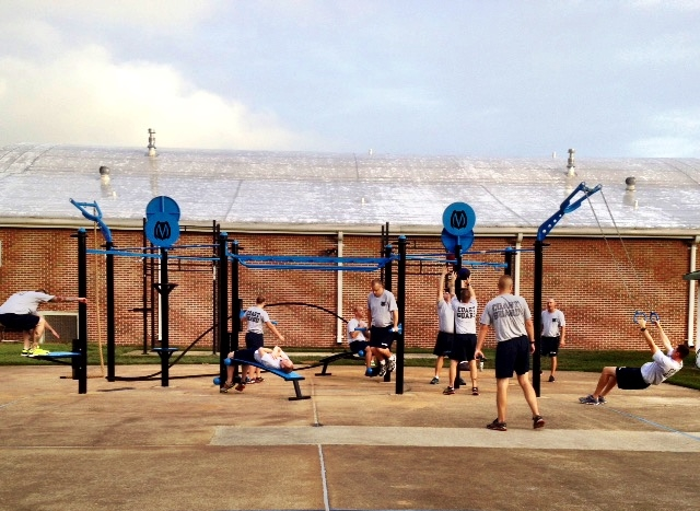 MoveStrong outdoor group workouts