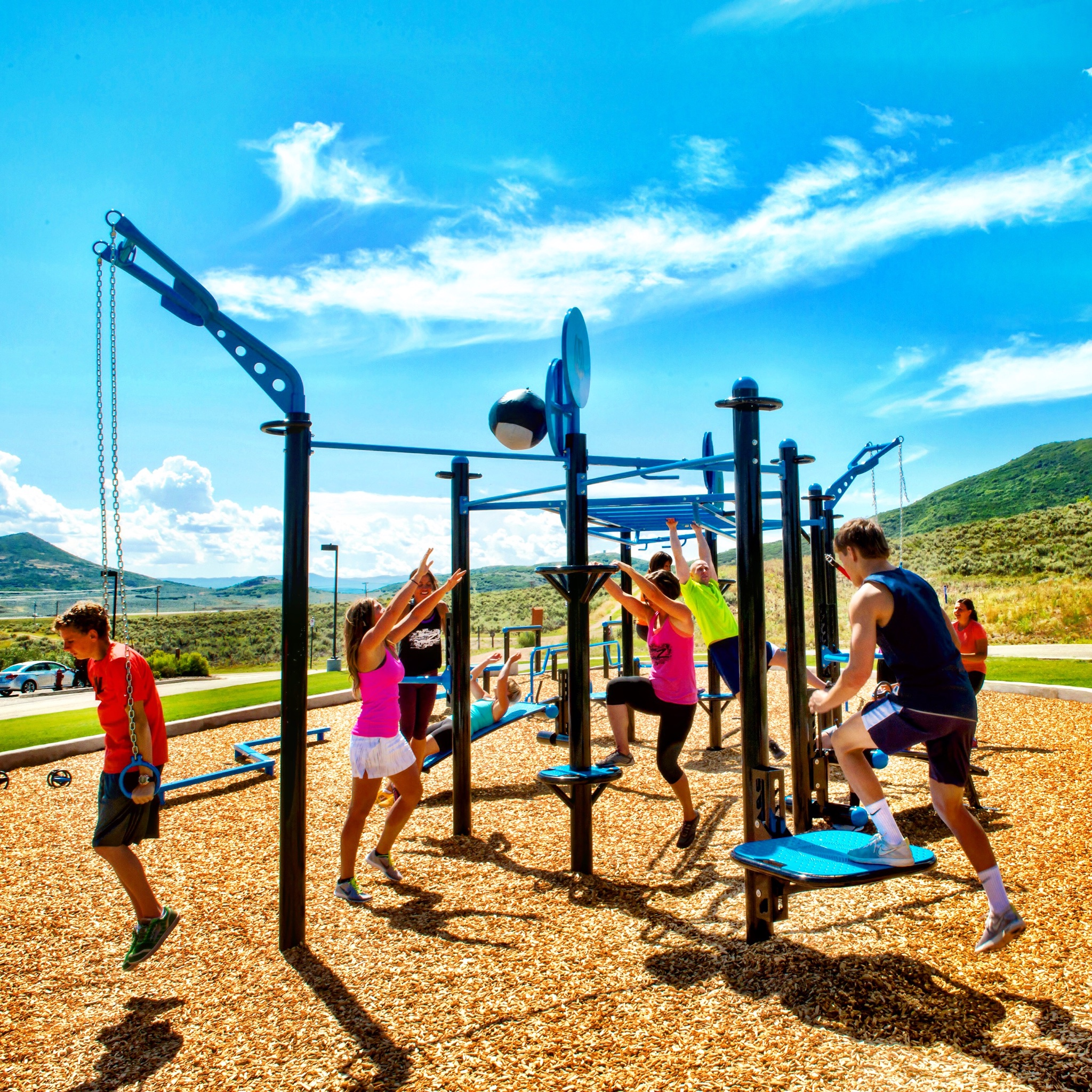 MoveStrong T-Rex FTS group workout