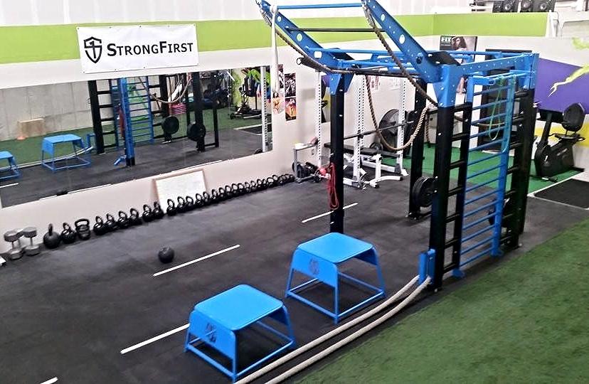Nova-4 FTS personal training studio