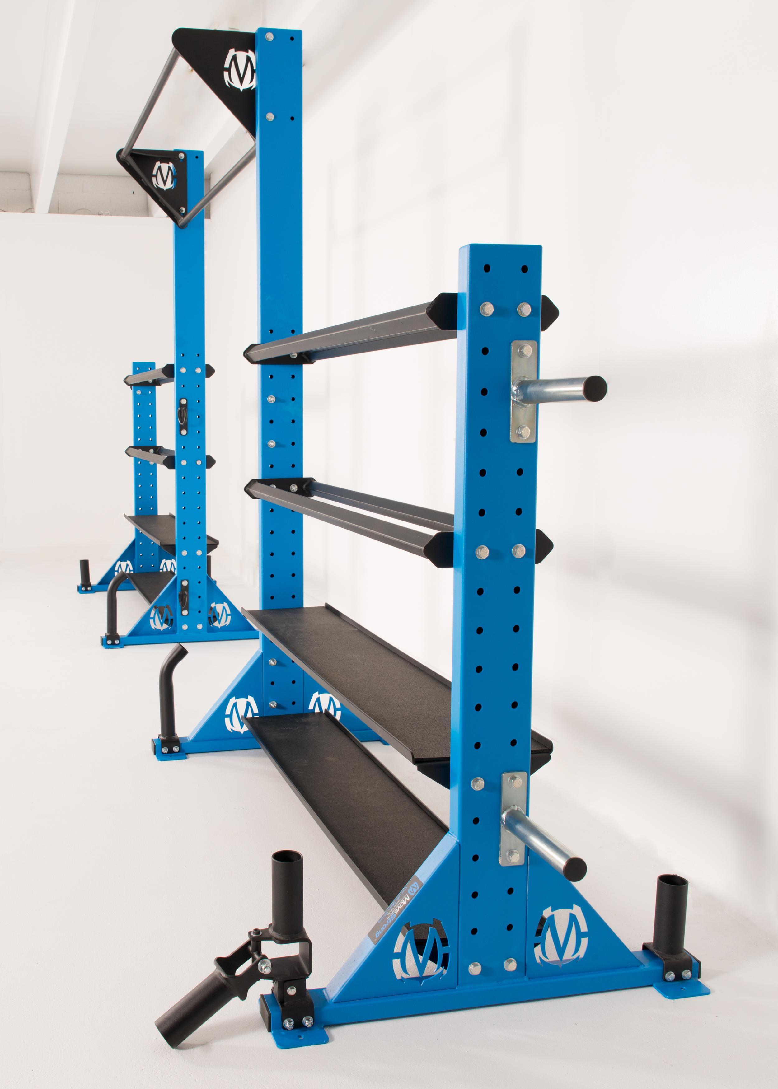 Space efficient fitness storage