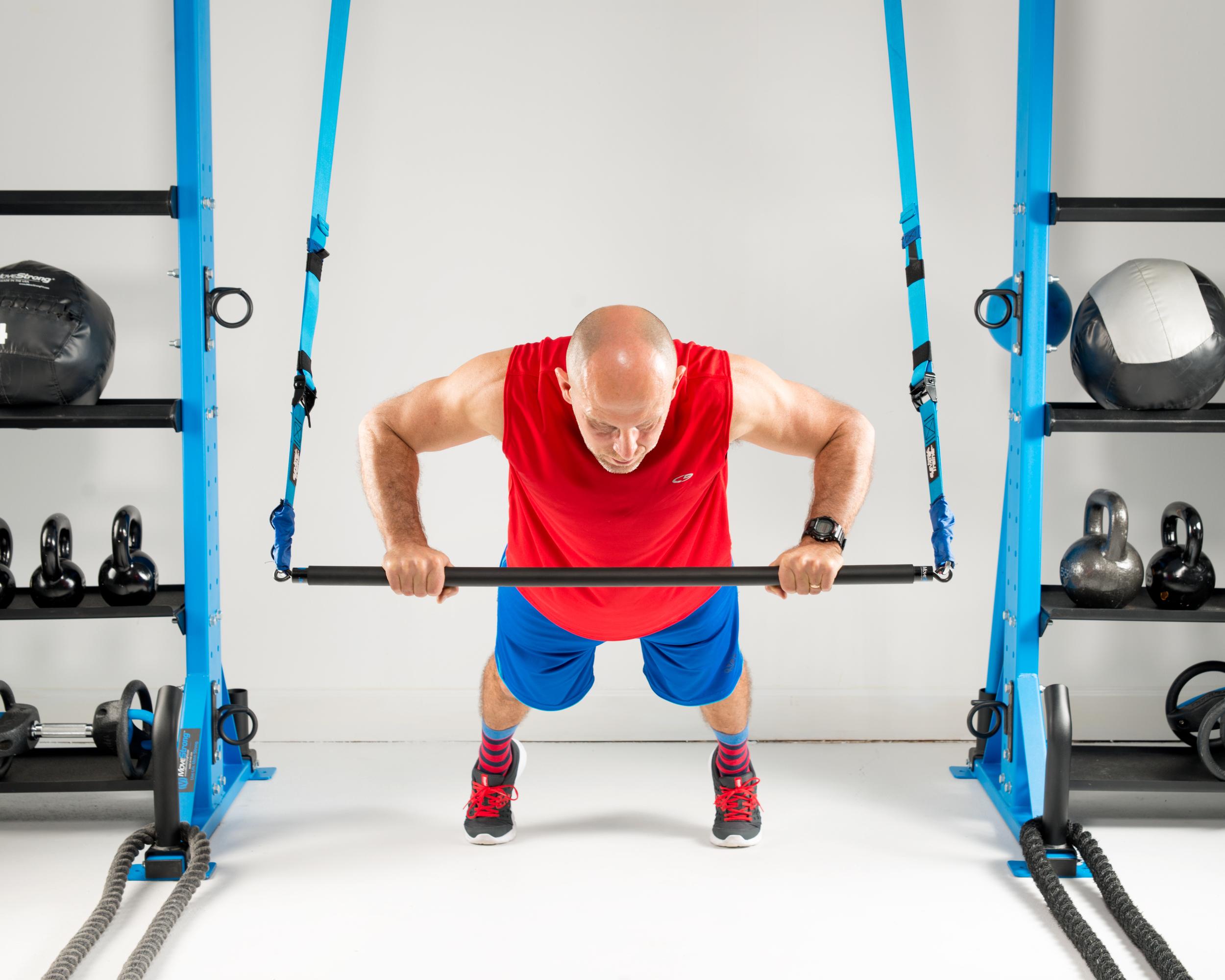 Suspension Bar exercise