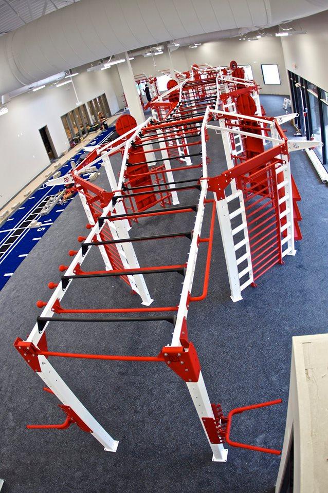 Custom Octagon Functional Fitness Equipment