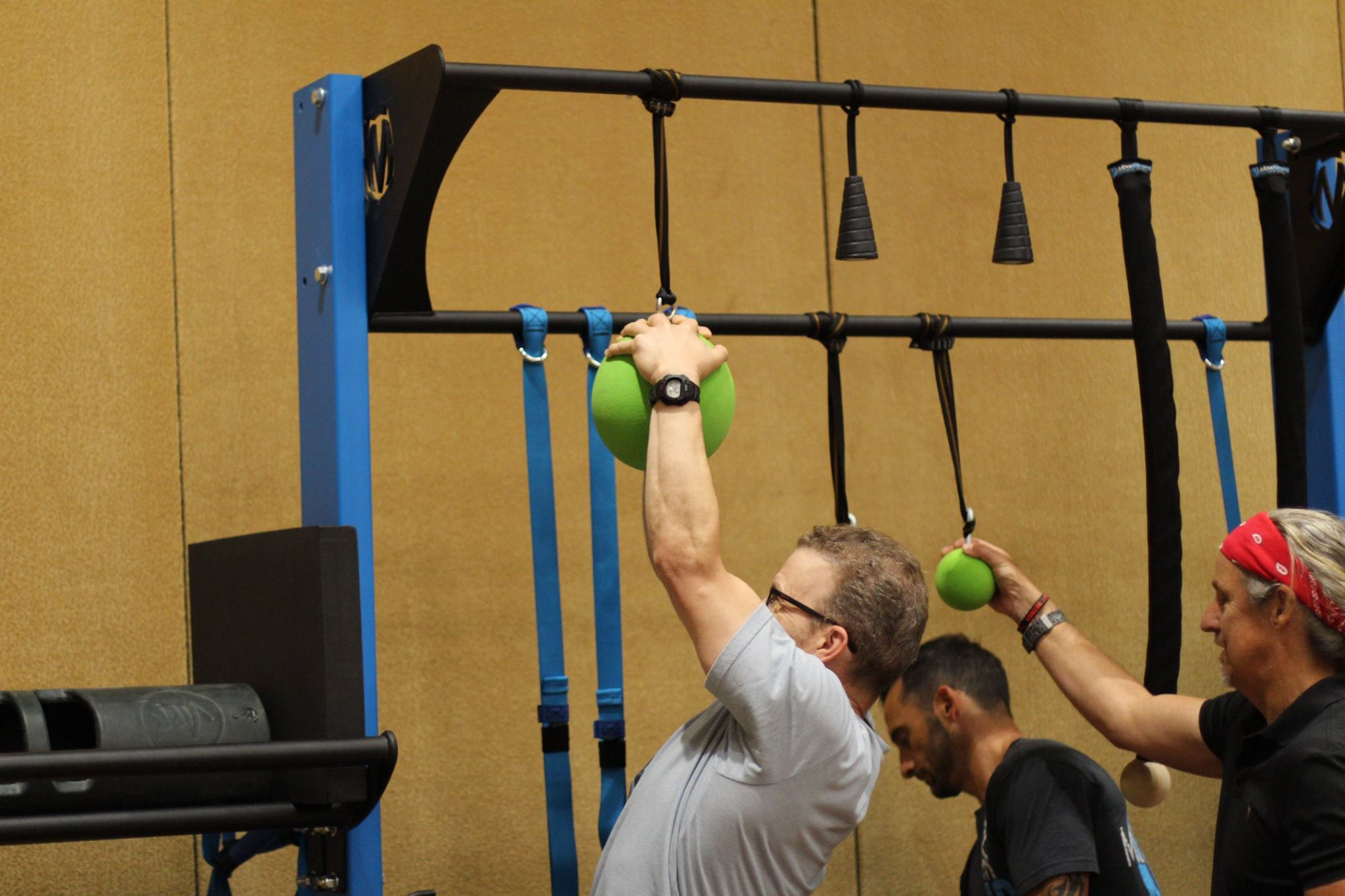 globe grip strength pull-up
