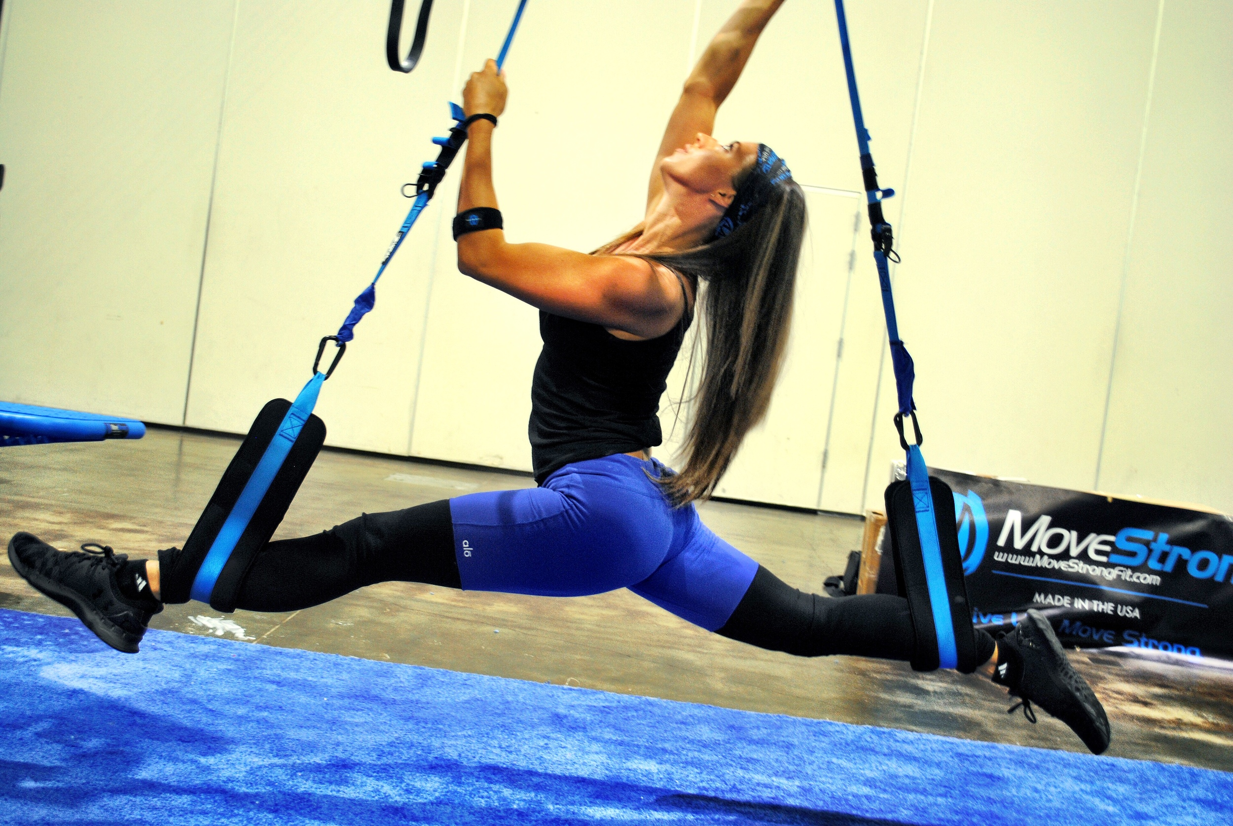 Elevate Suspension trainer split
