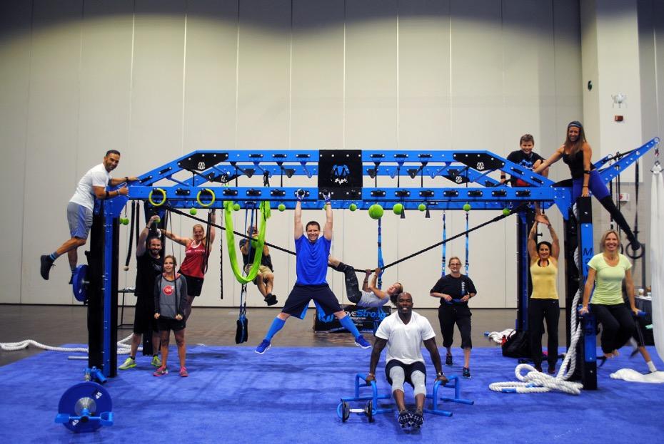 Functional Indoor Training