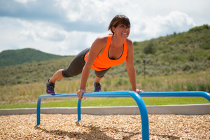 Parallel bars     in varied styles and height