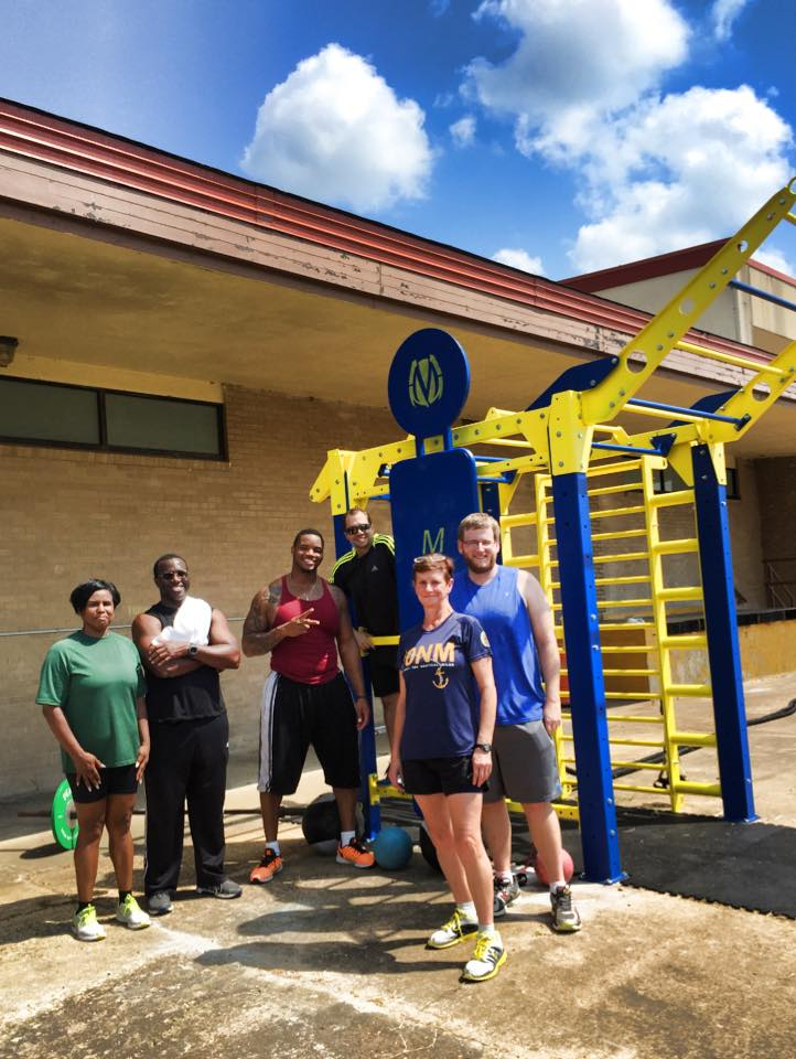 Navy adds MoveStrong at Naval Base in tN
