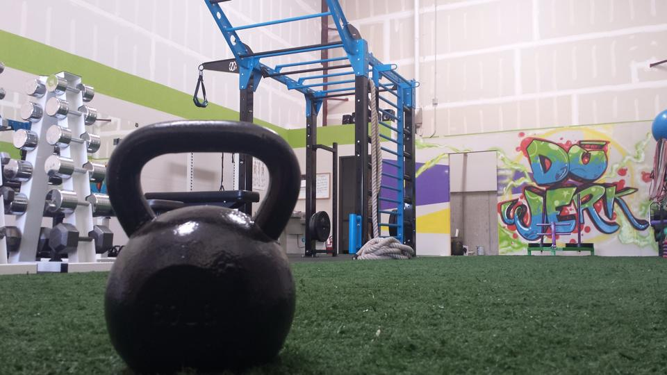 Personal group training studio with MoveStrong