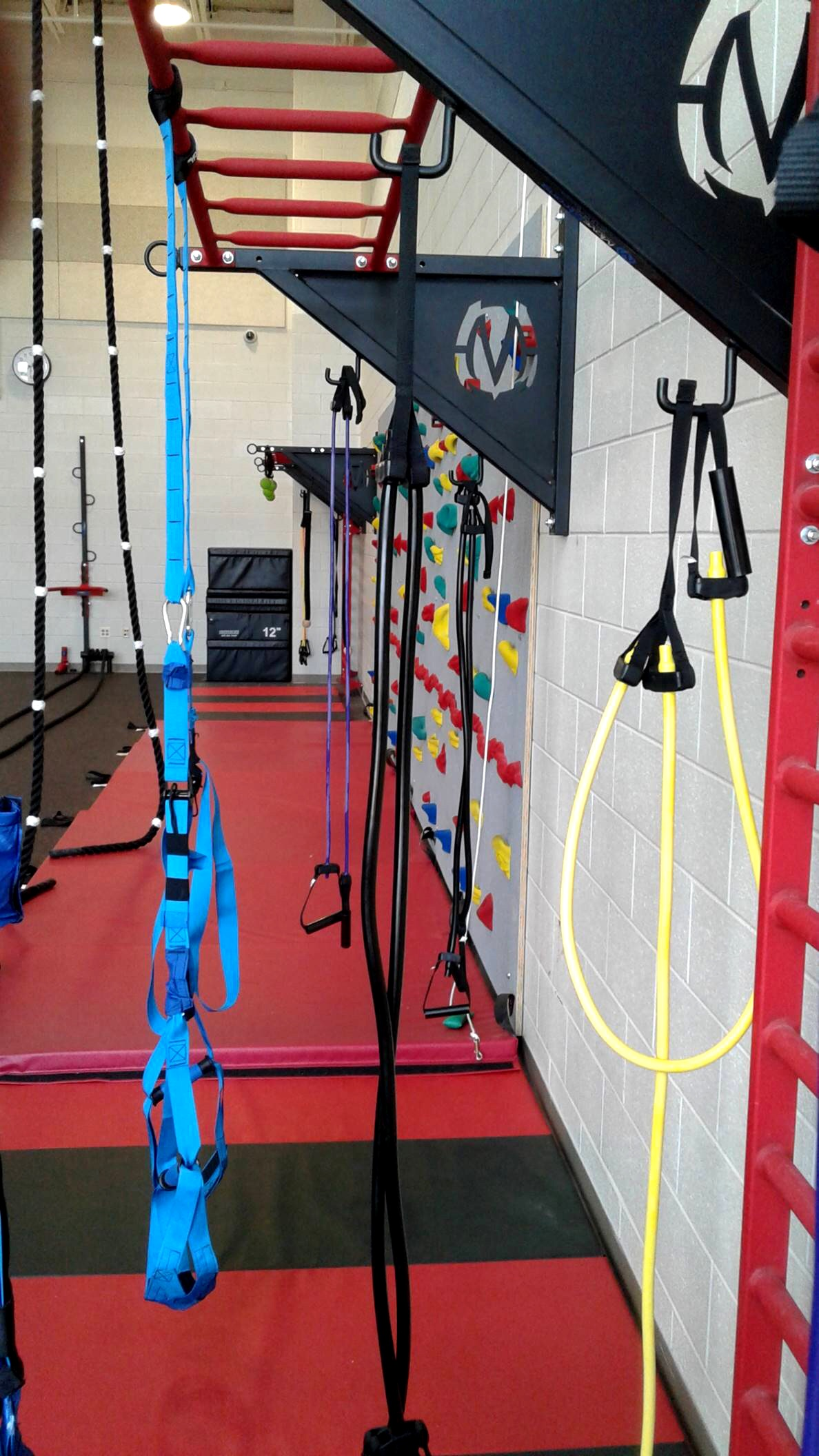 Monkey Bars and Elevate Trainers