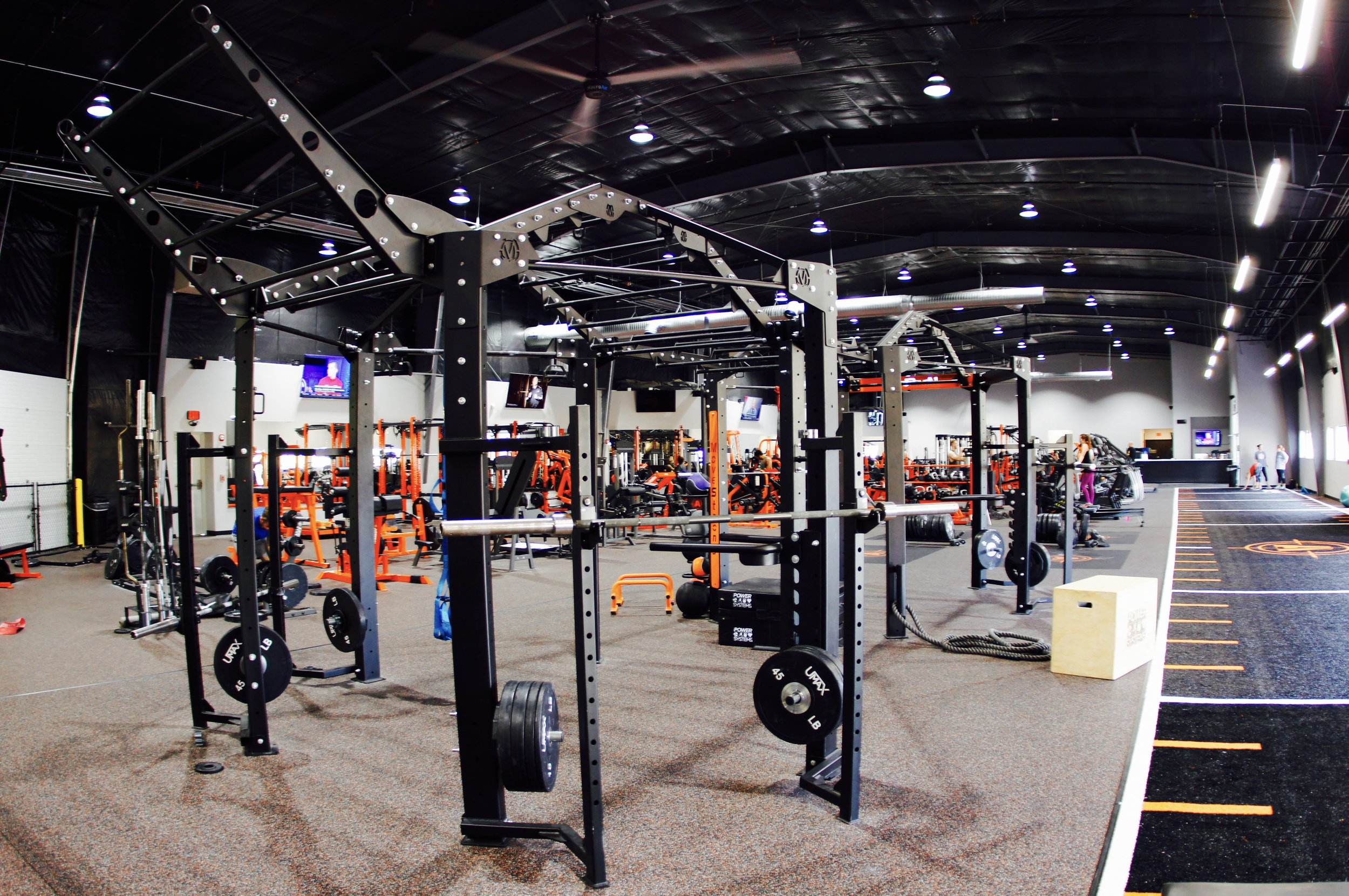 Functional Training gym area