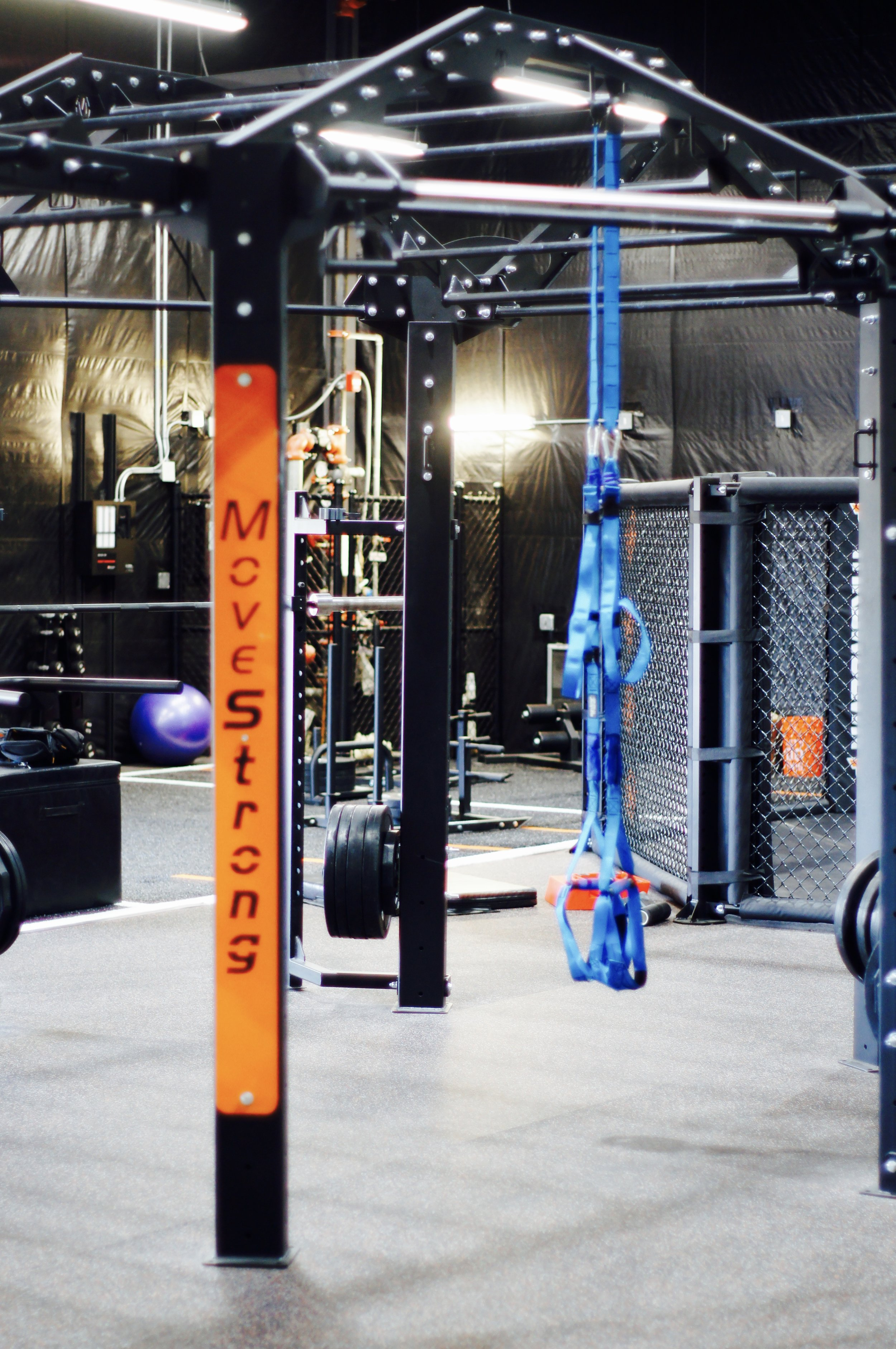 Suspension Elevate training tools