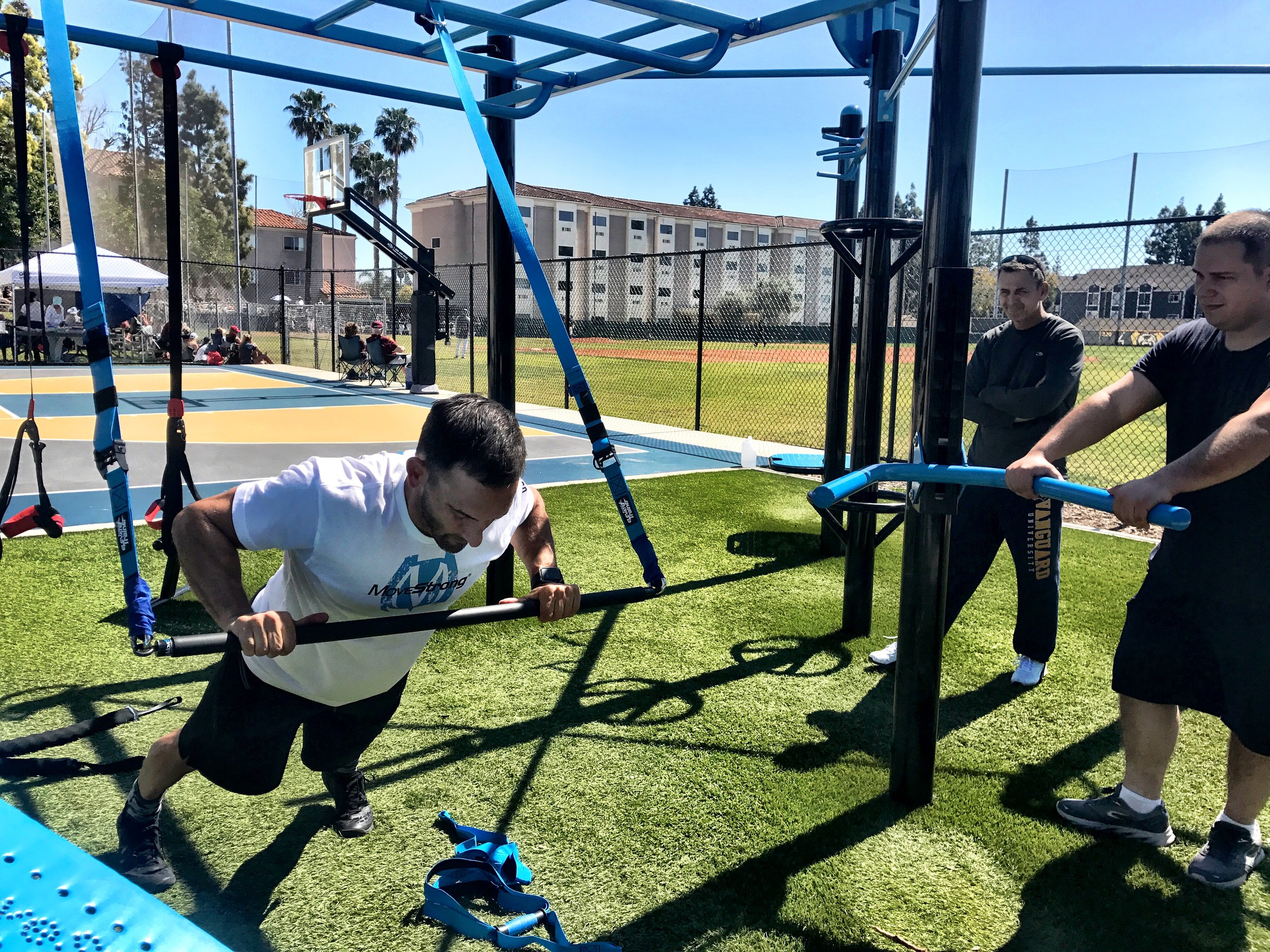 Elevate Trainer and stability bar