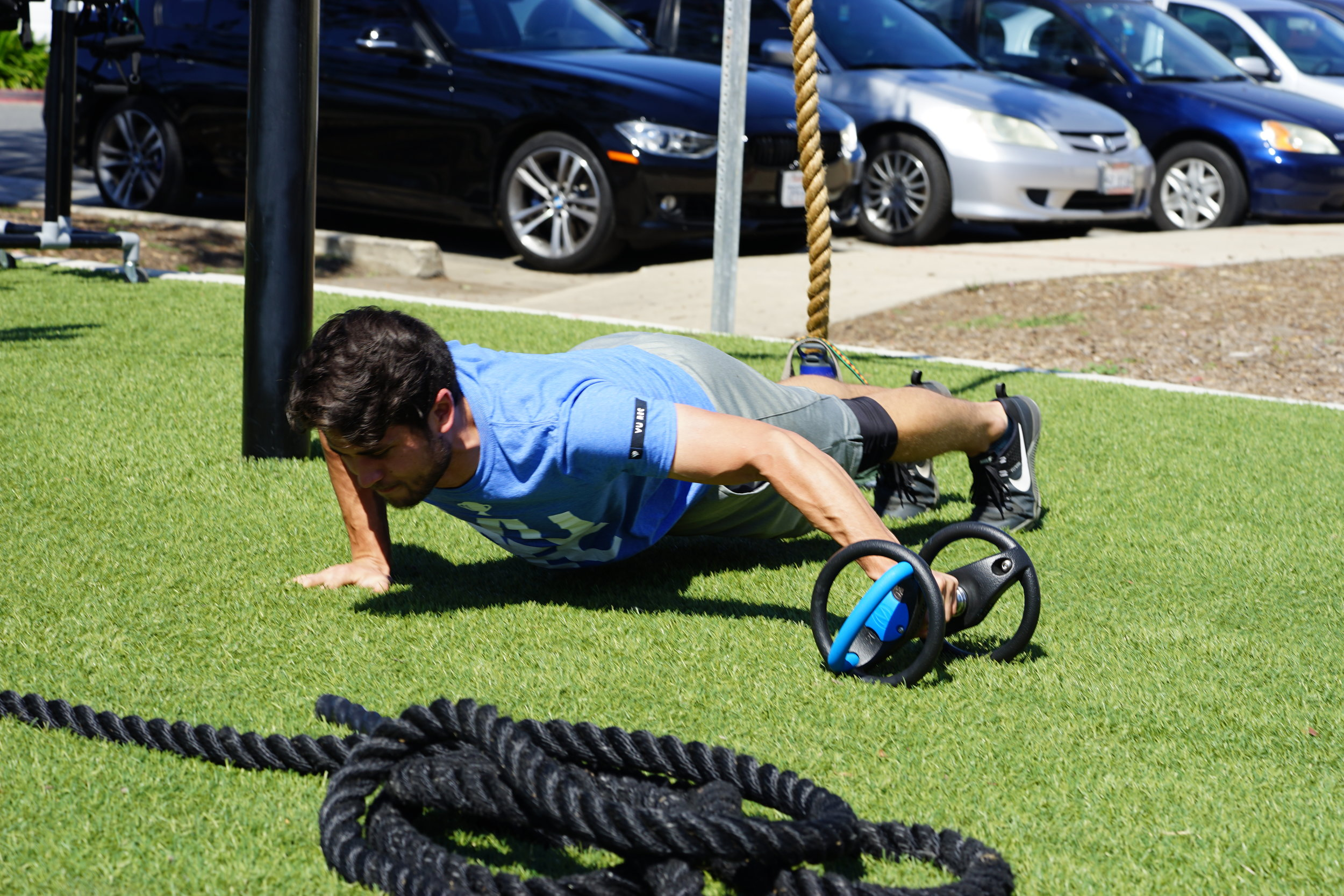 Core strength rollout