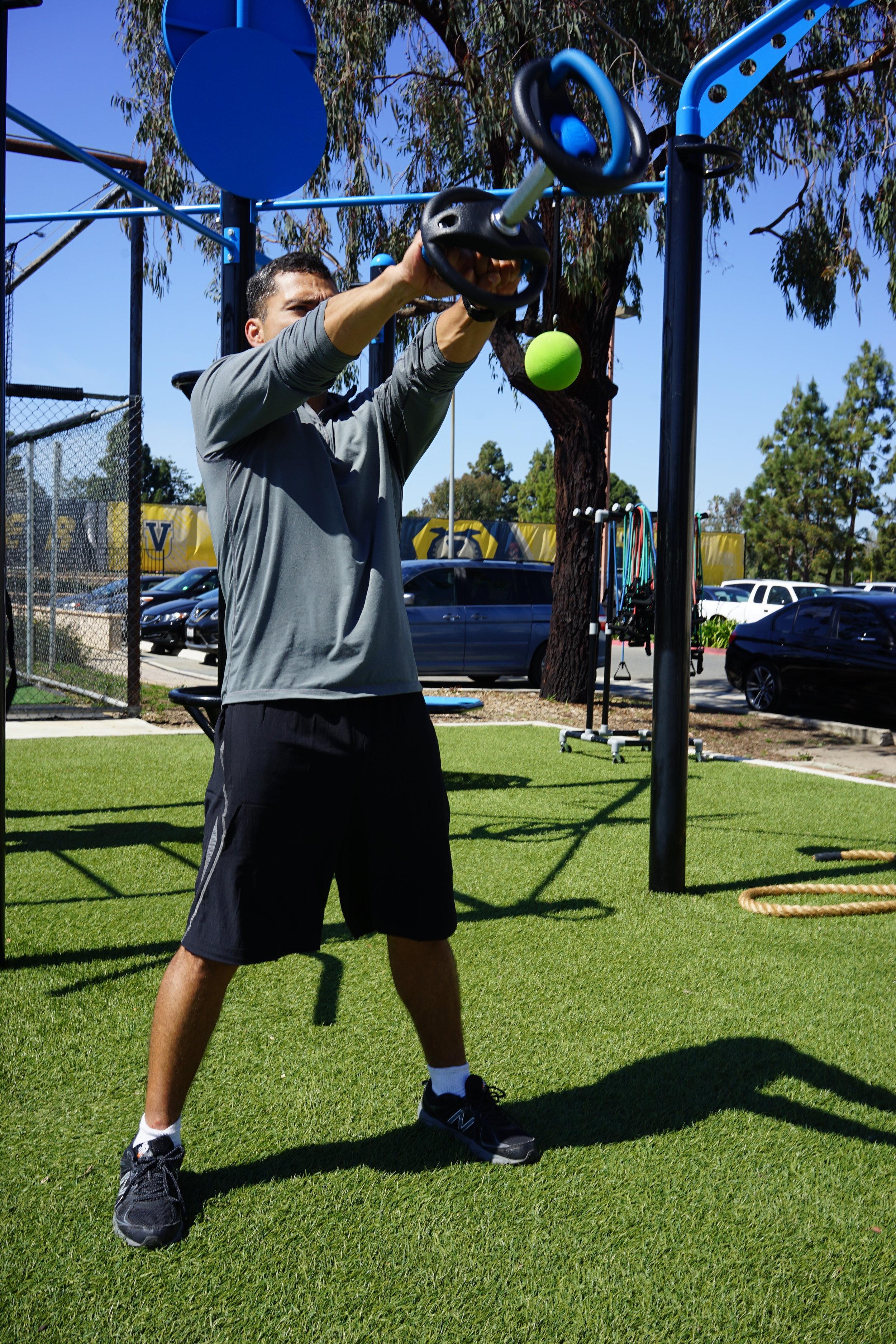 DynaBell swing