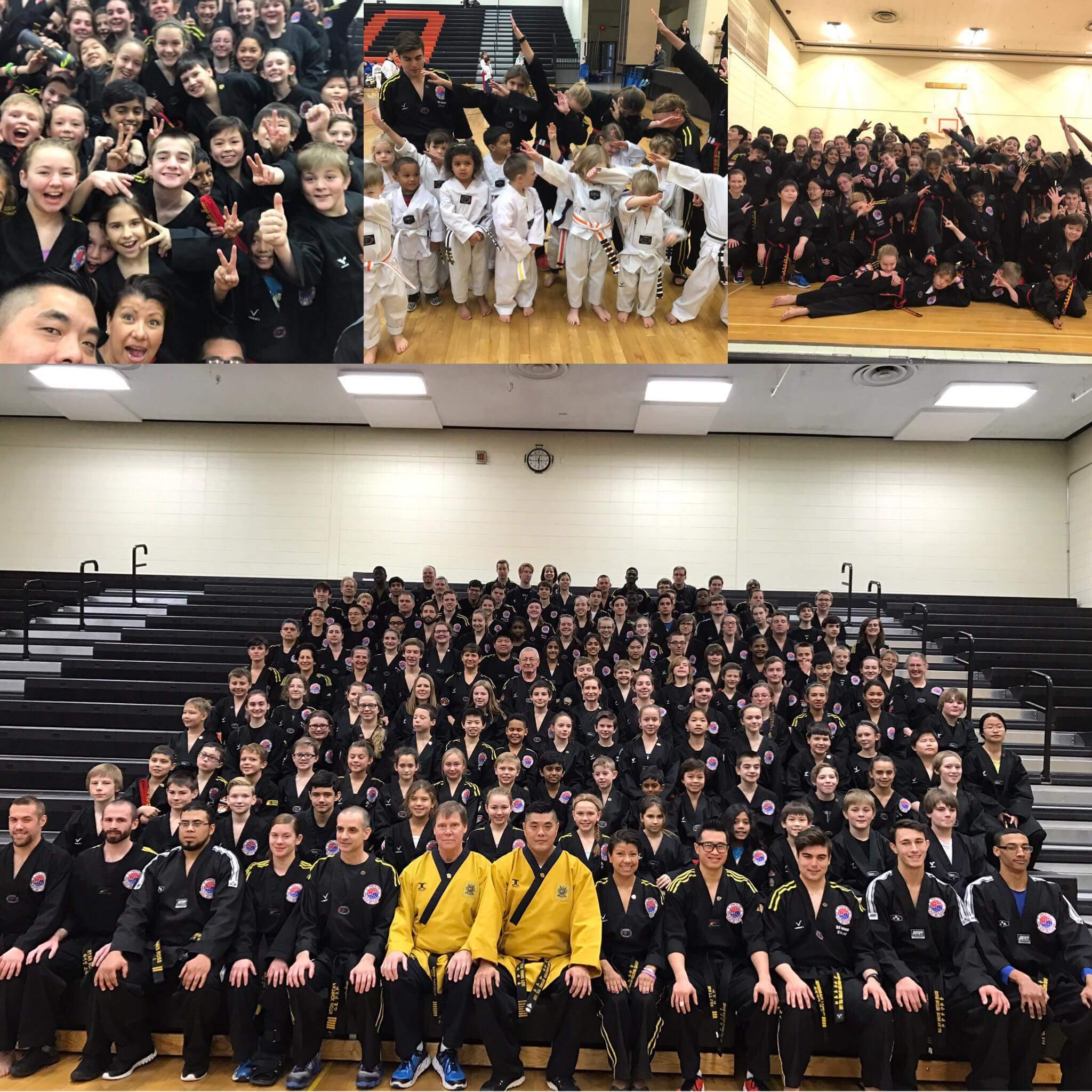 World Taekwondo Academy
