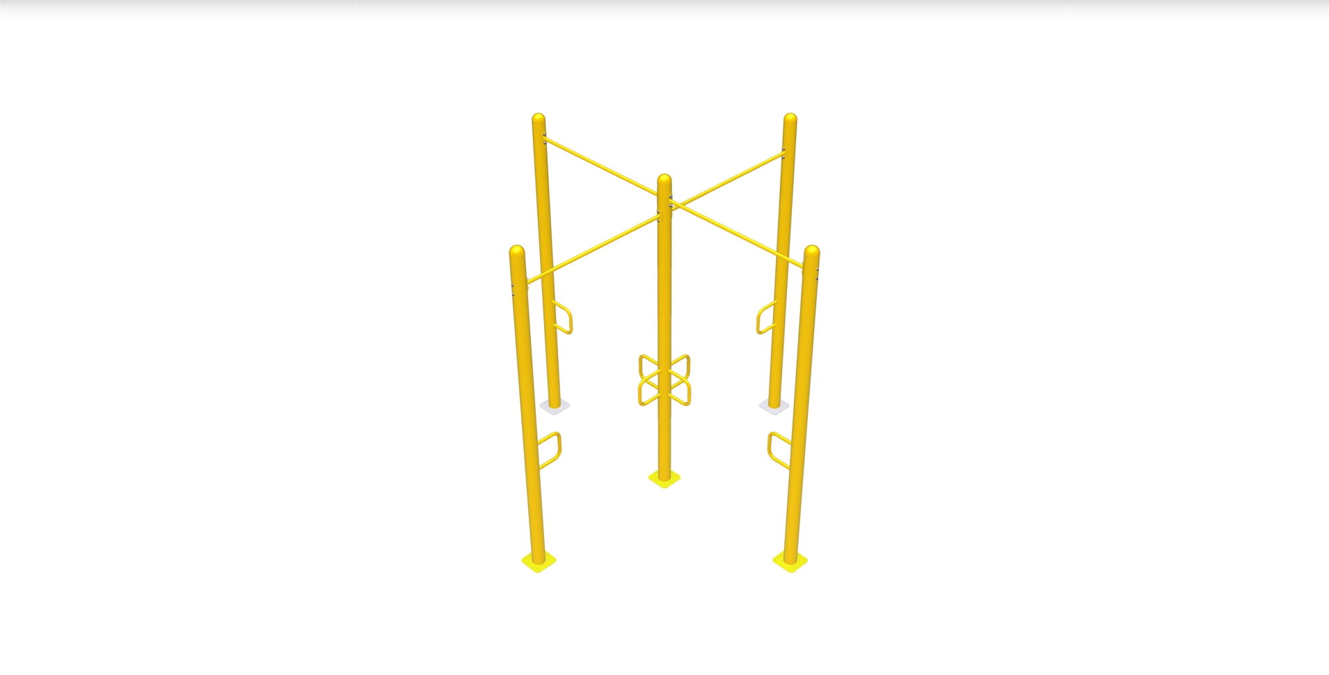 MoveStrong tactical pull-up bar