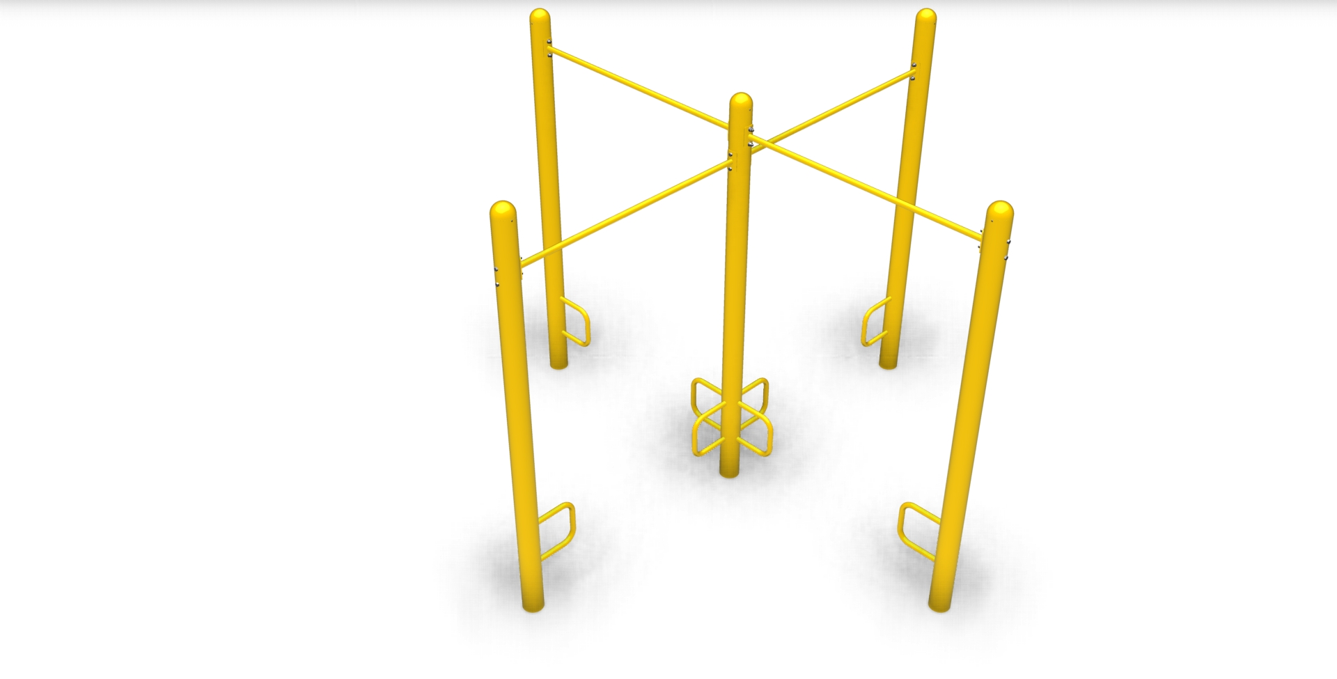 Military pull-up bars