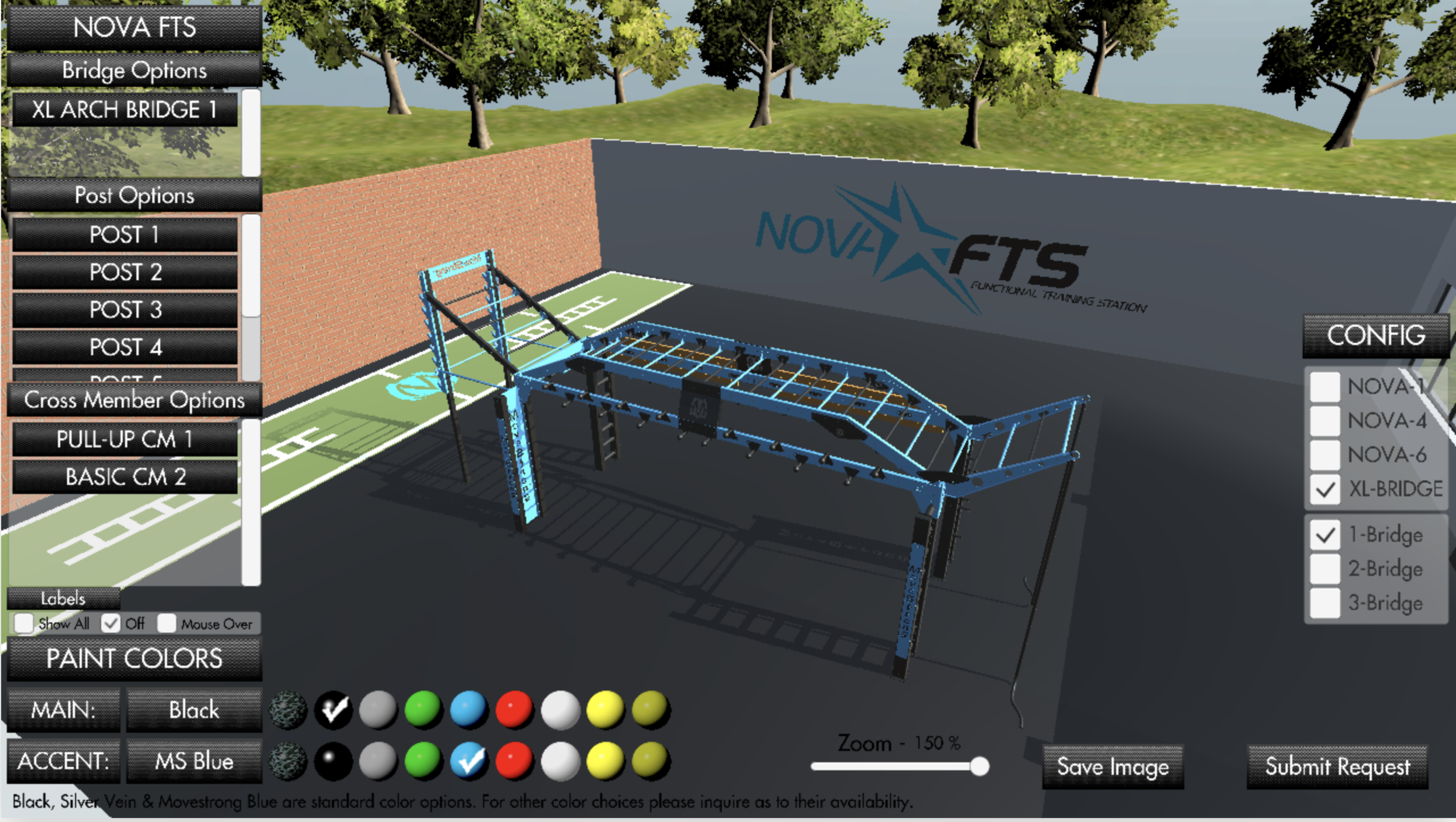 BUILD YOUR OWN 3D PROGRAM - Use our online 3D animated program to choose the T-Rex FTS model and configure with the options you choose. Build on screen and submit your custom configuration to MoveStrong for a quote. Start now by visiting here.
