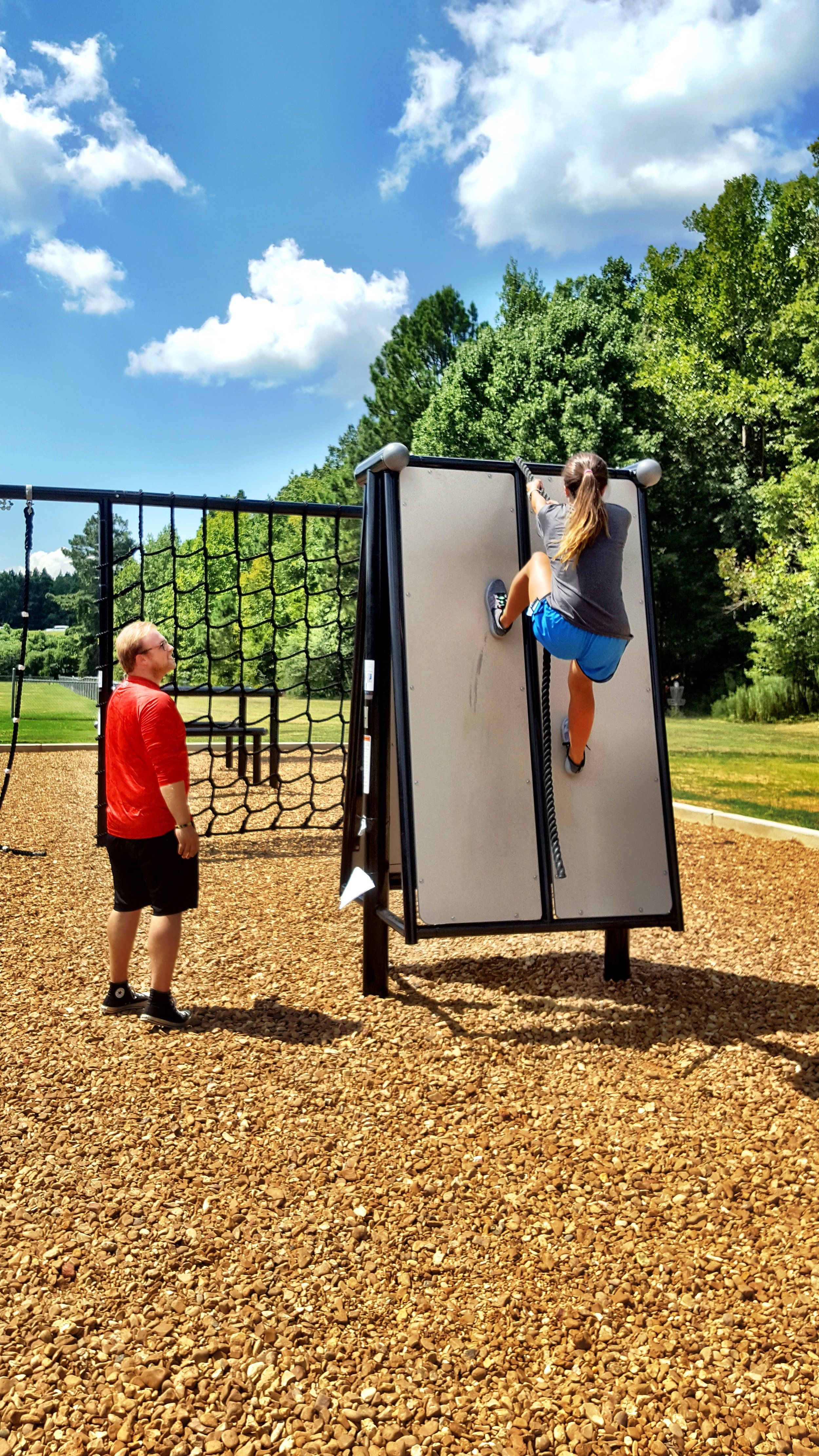 A-Wall Obstacle Station