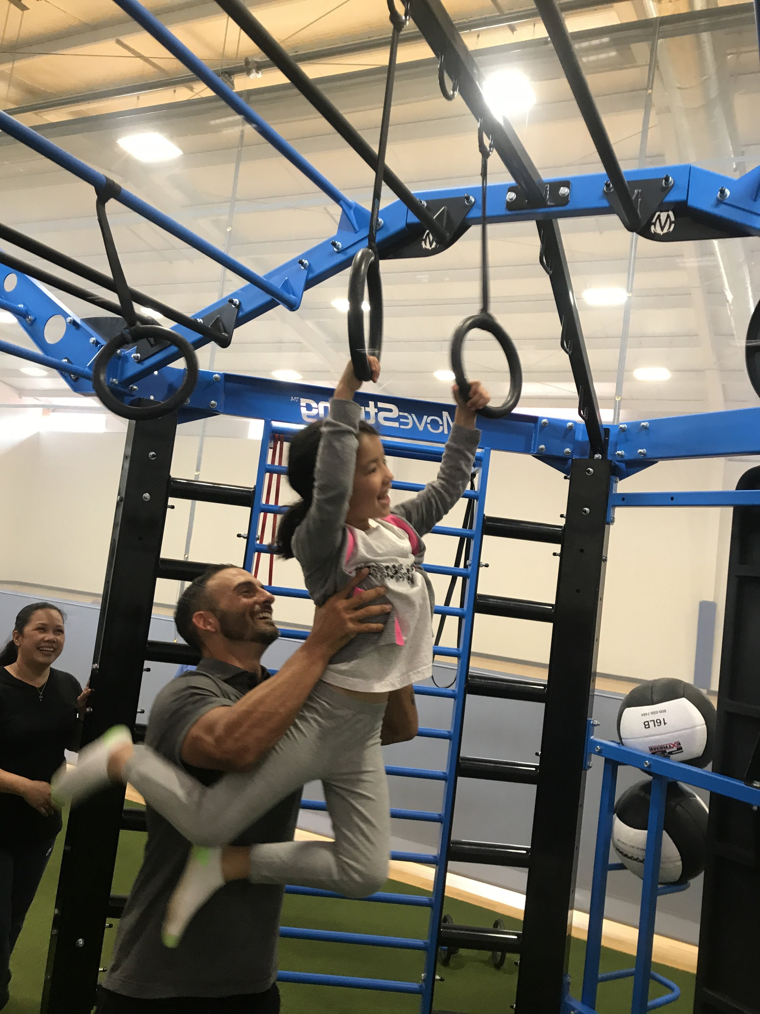 MoveStrong for youth fitness