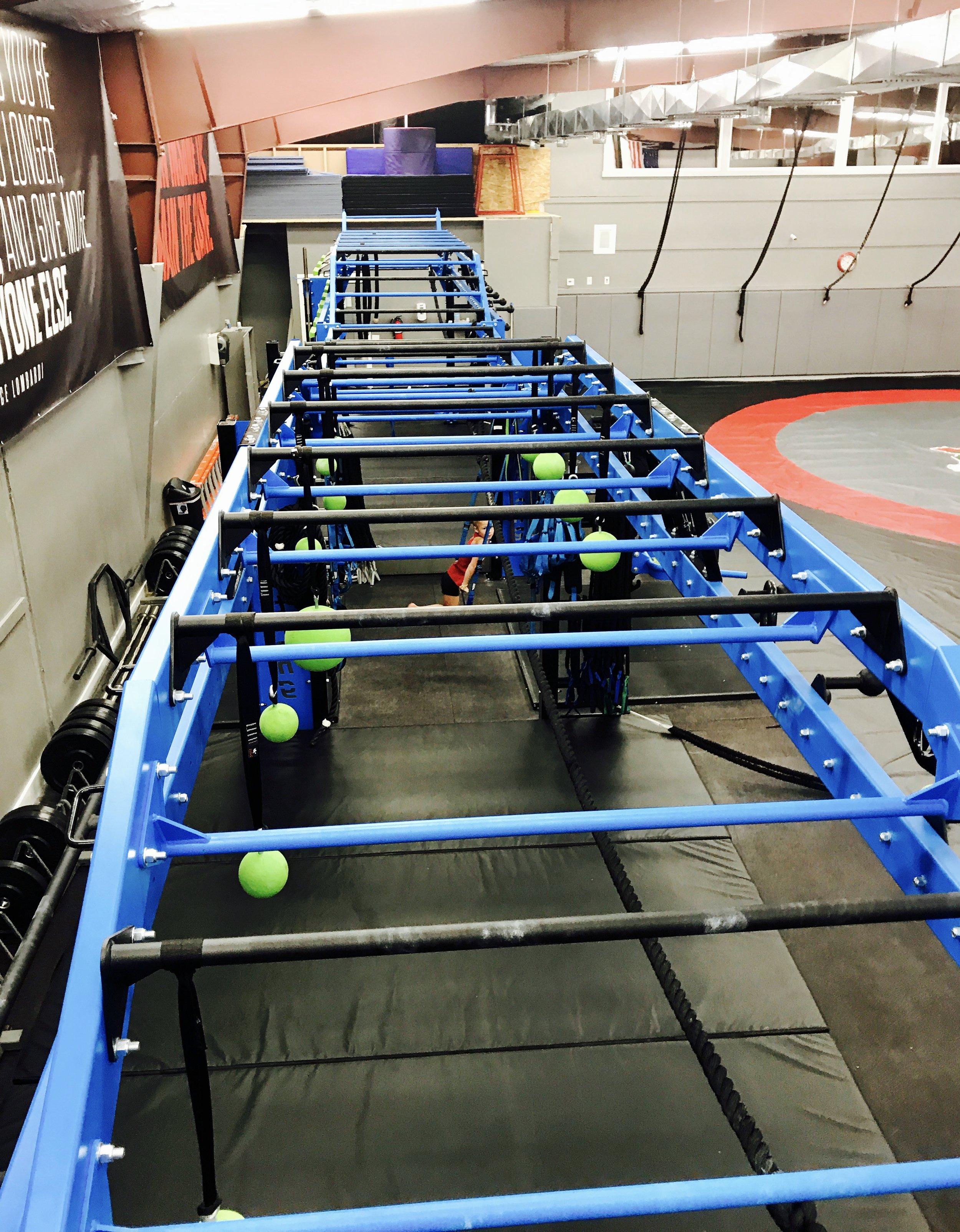 Nova XL Functional training Station custom equipment for sports