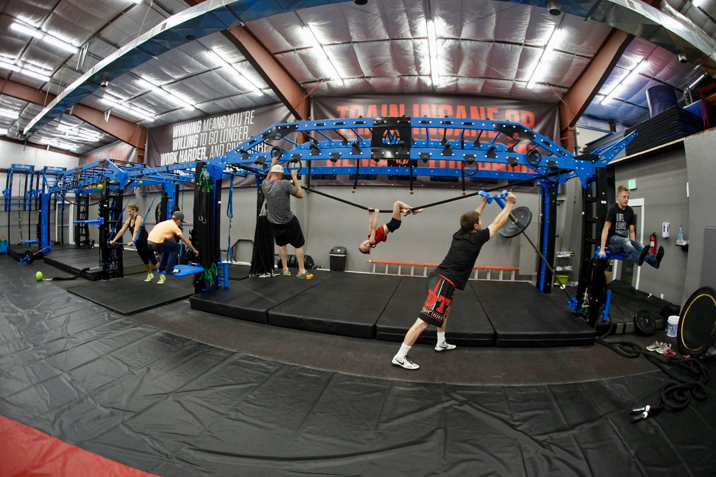 Team sport fitness training