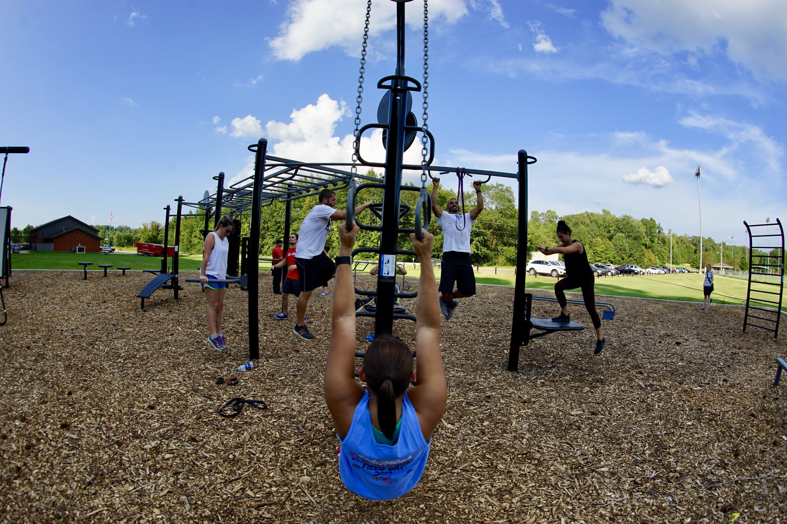 Outdoor Bootcamp Fitness