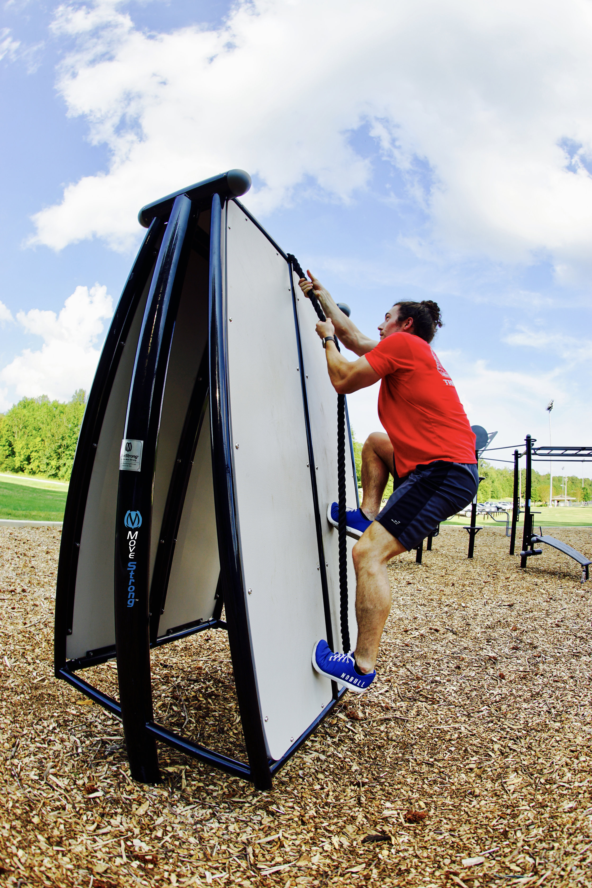 MoveStrong A-Wall Obstacle