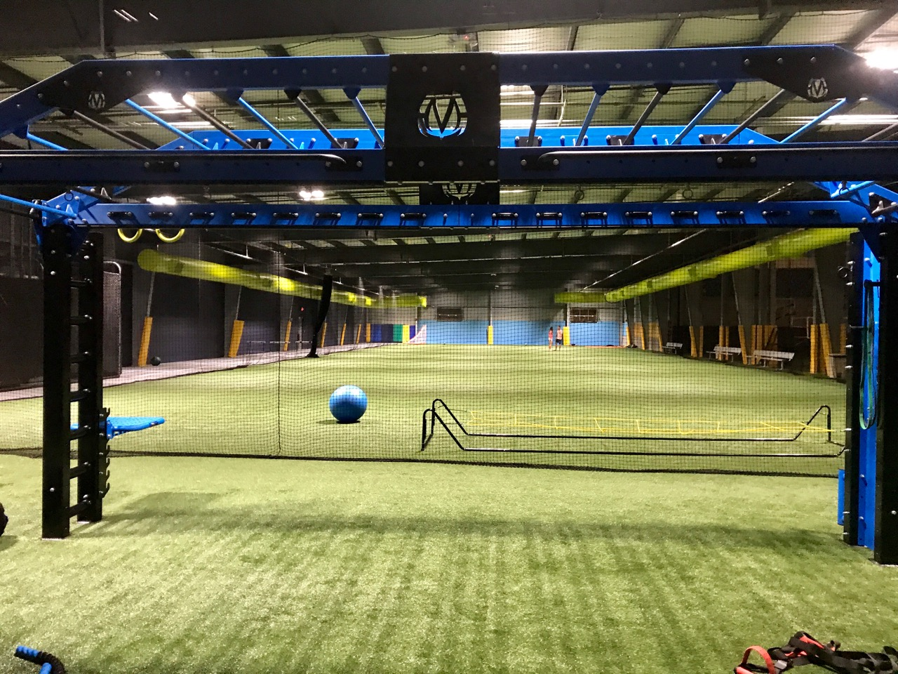 Indoor sport performance facility