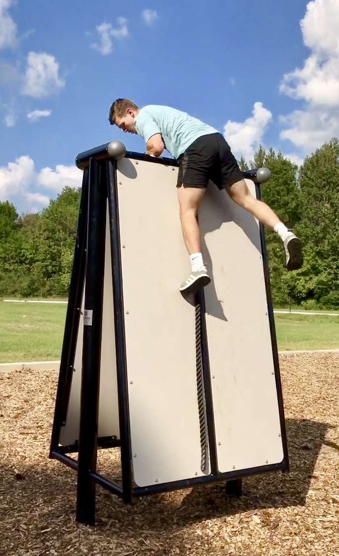 Obstacle Course outdoor training