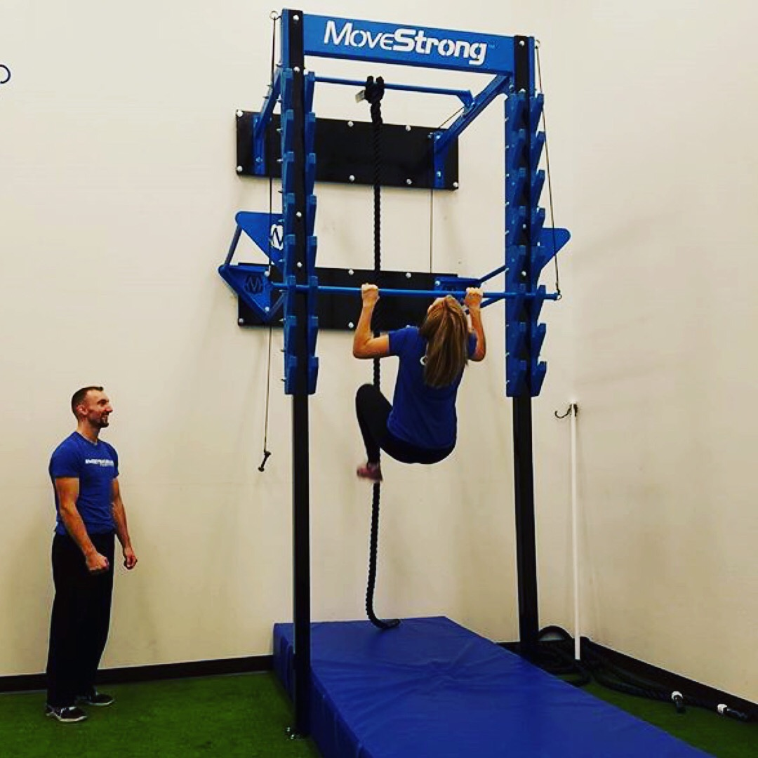 MoveStrong Salmon Ladder
