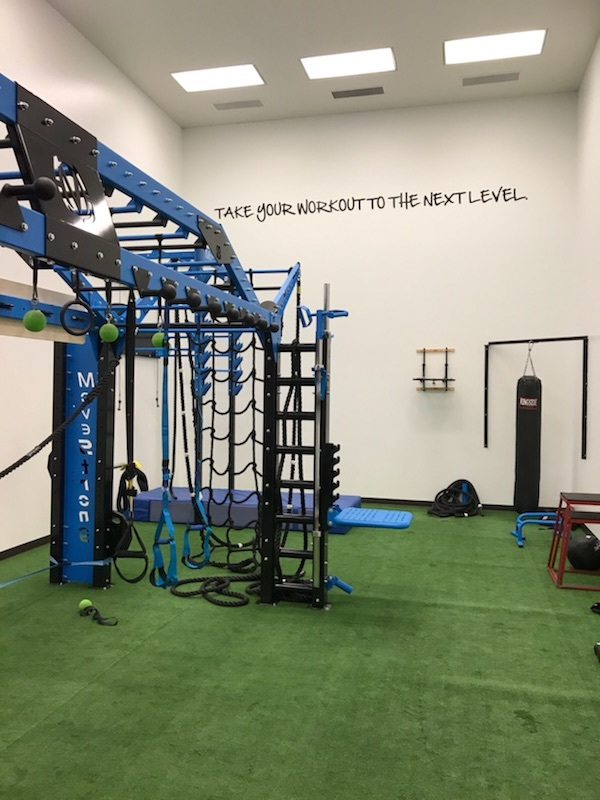 MoveStrong Nova XL Functional Training Equipment