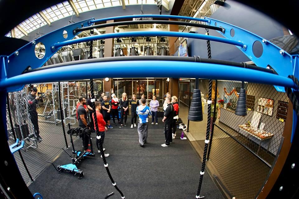Golds Gym MoveStrong workshop