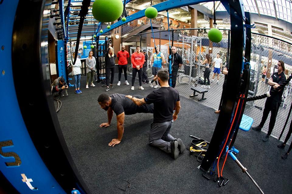 Elevate Trainer belt
