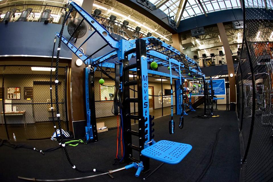 Functional Training Station equipment rack equipment