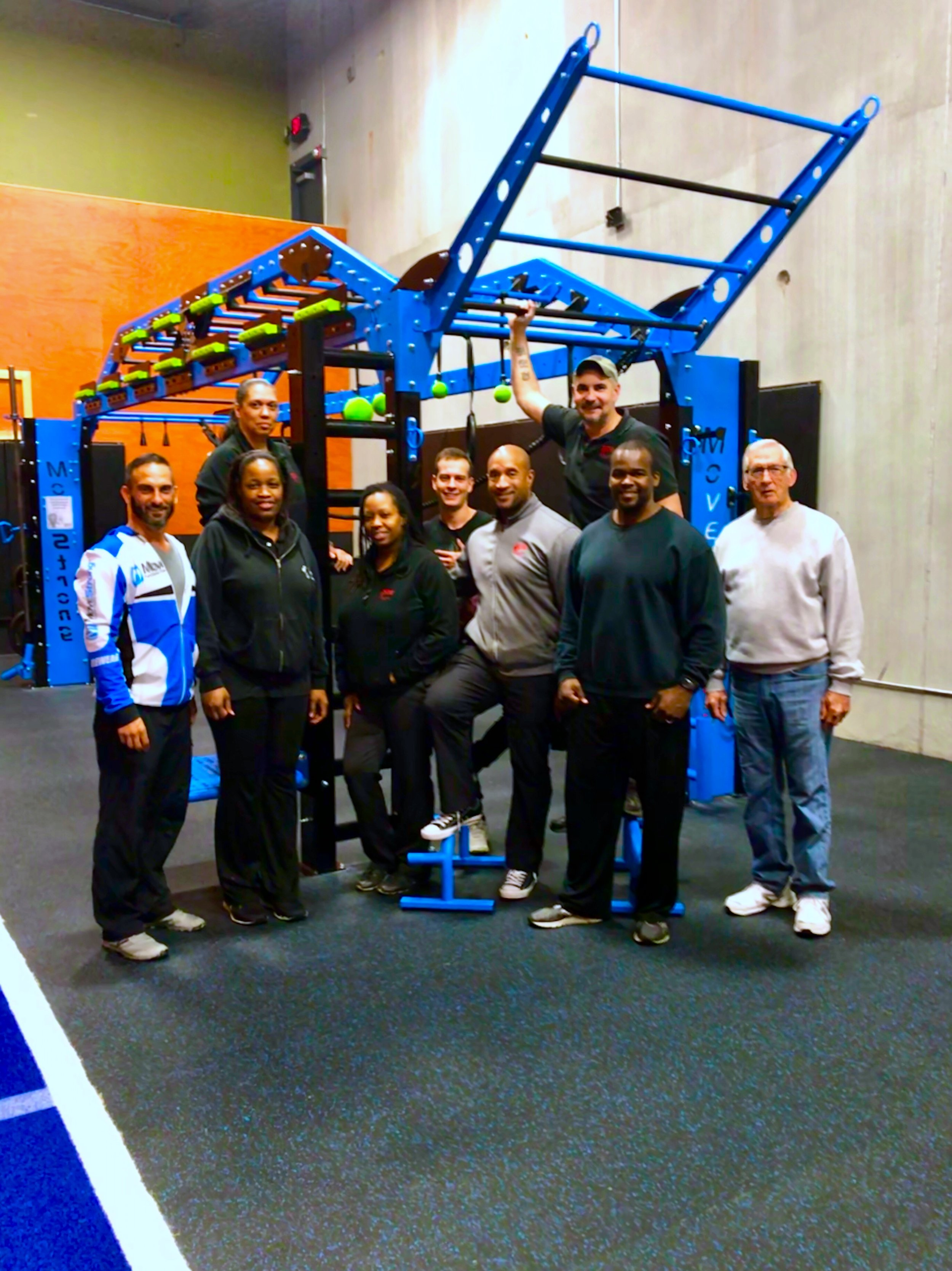 MoveStrong with World Gym Staff