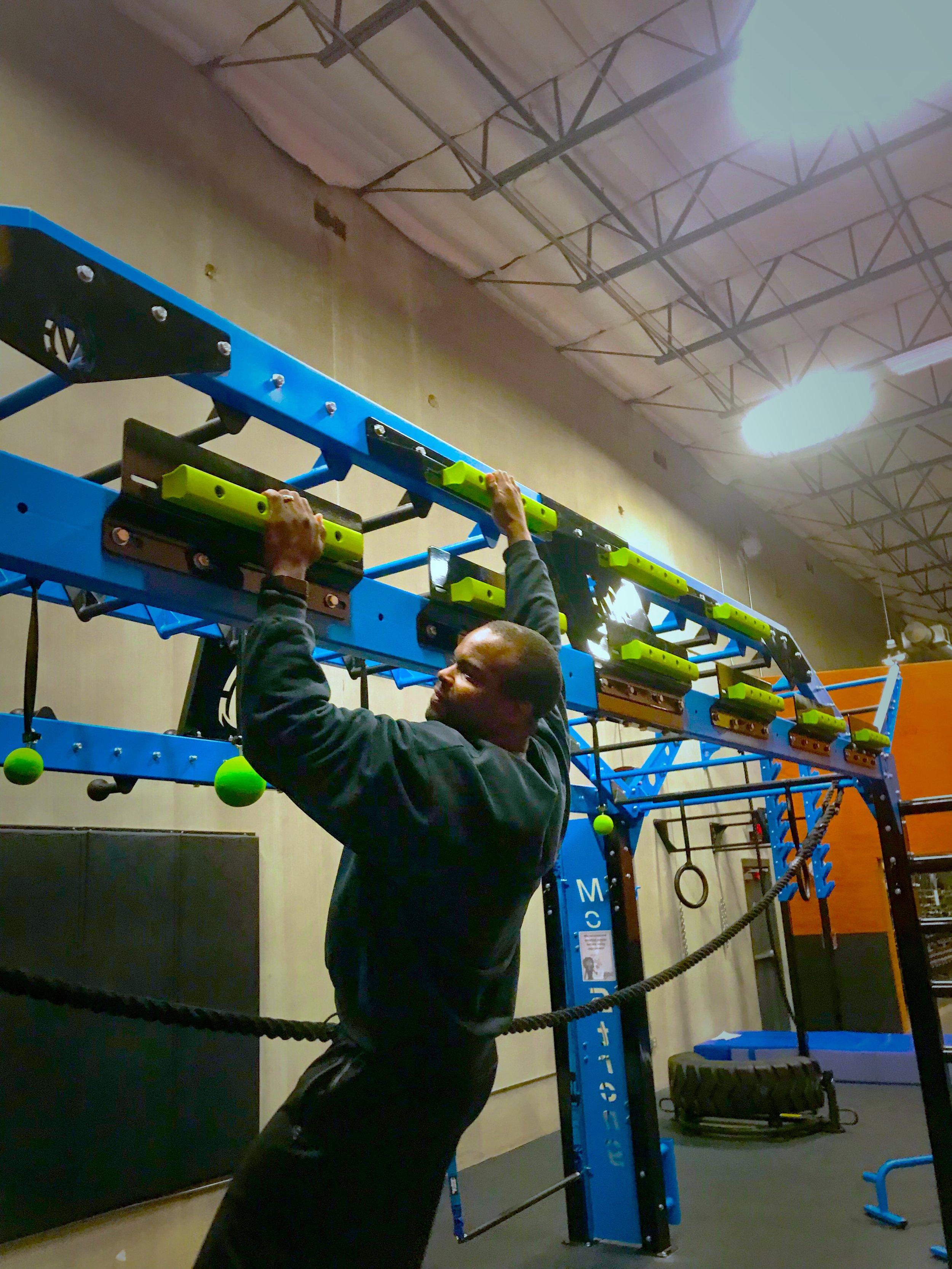 Cliff Hanger Grips MoveStrong Nova XL