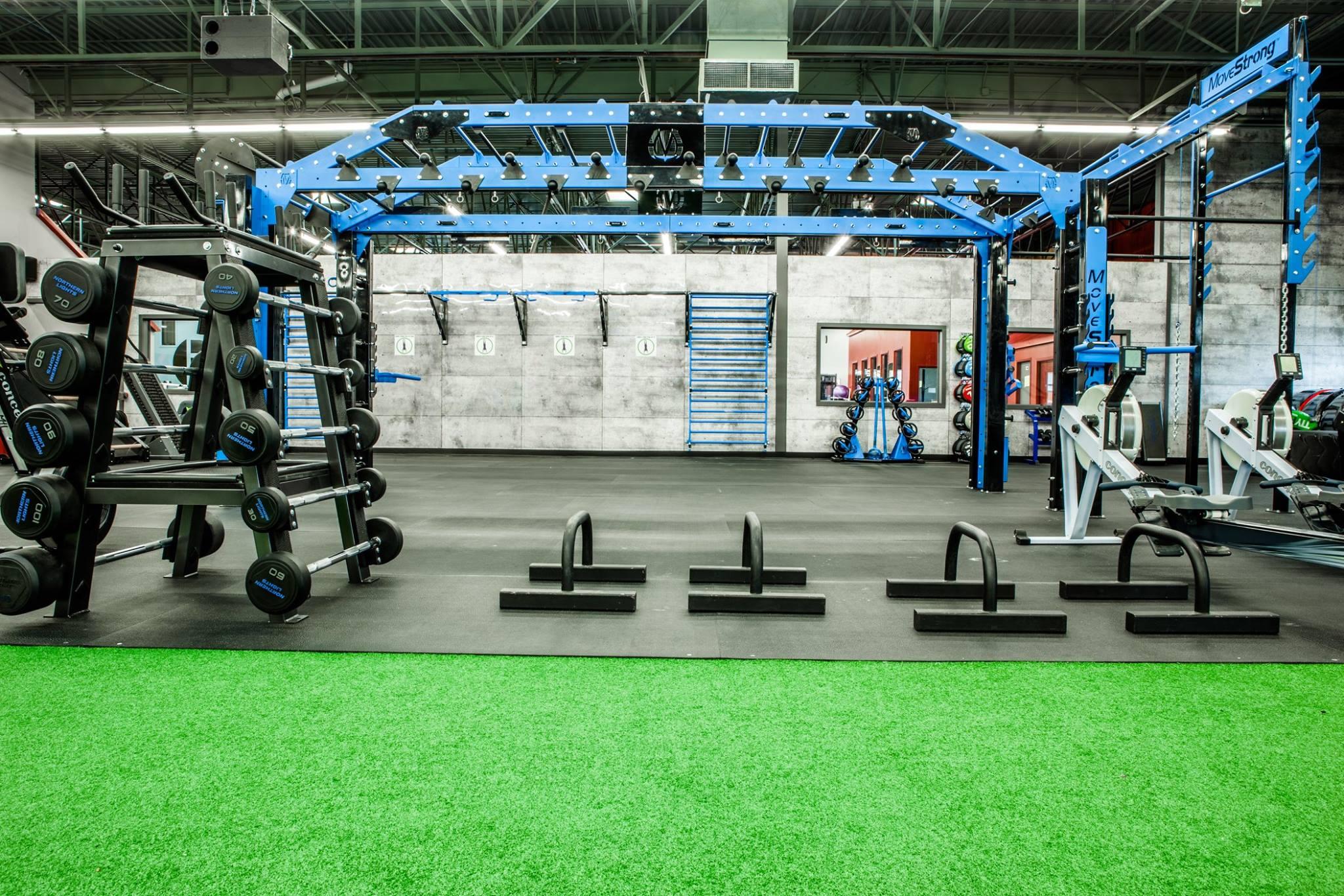 MoveStrong Nova XL at ProGym Fitness