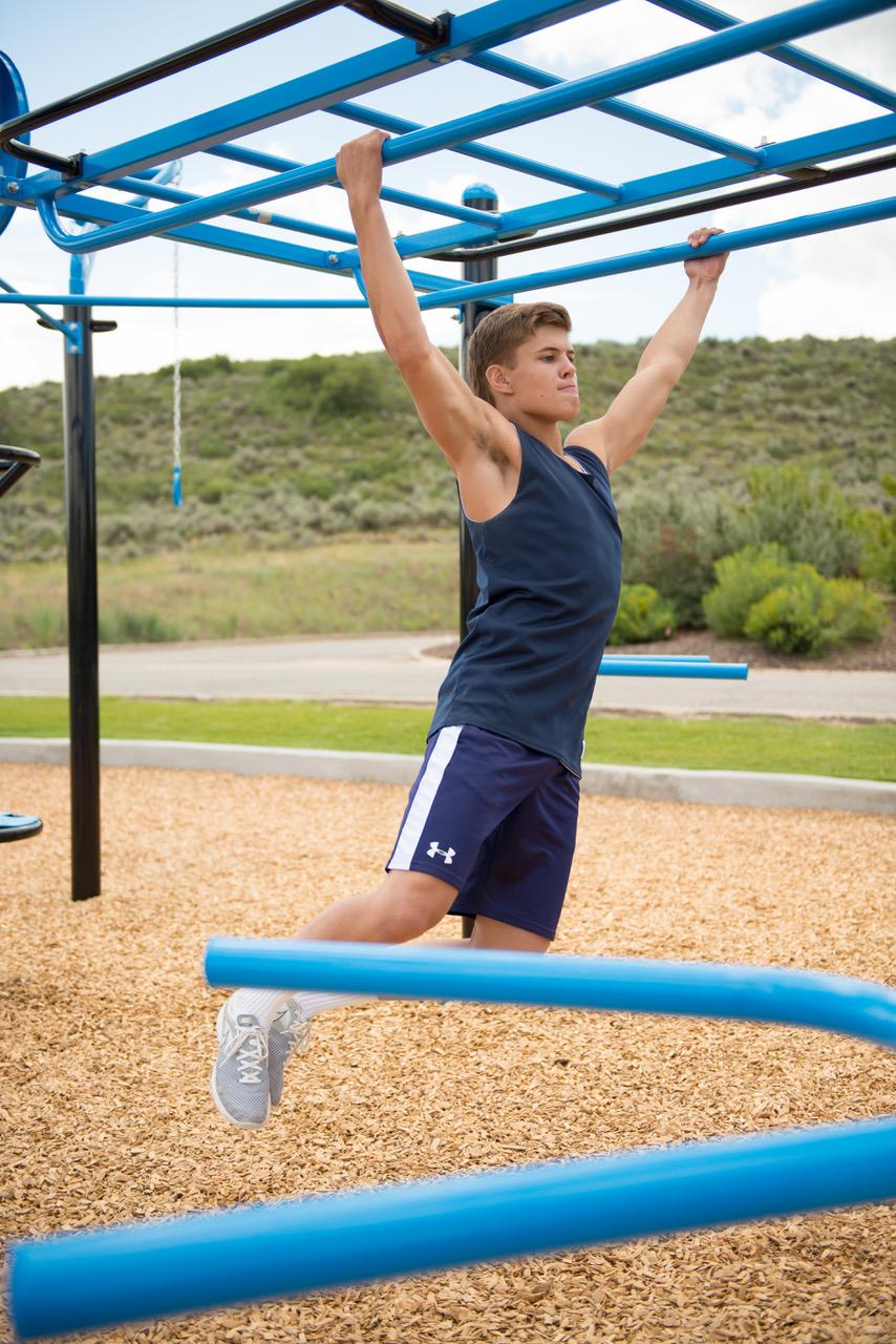 Calisthenics outdoor workouts